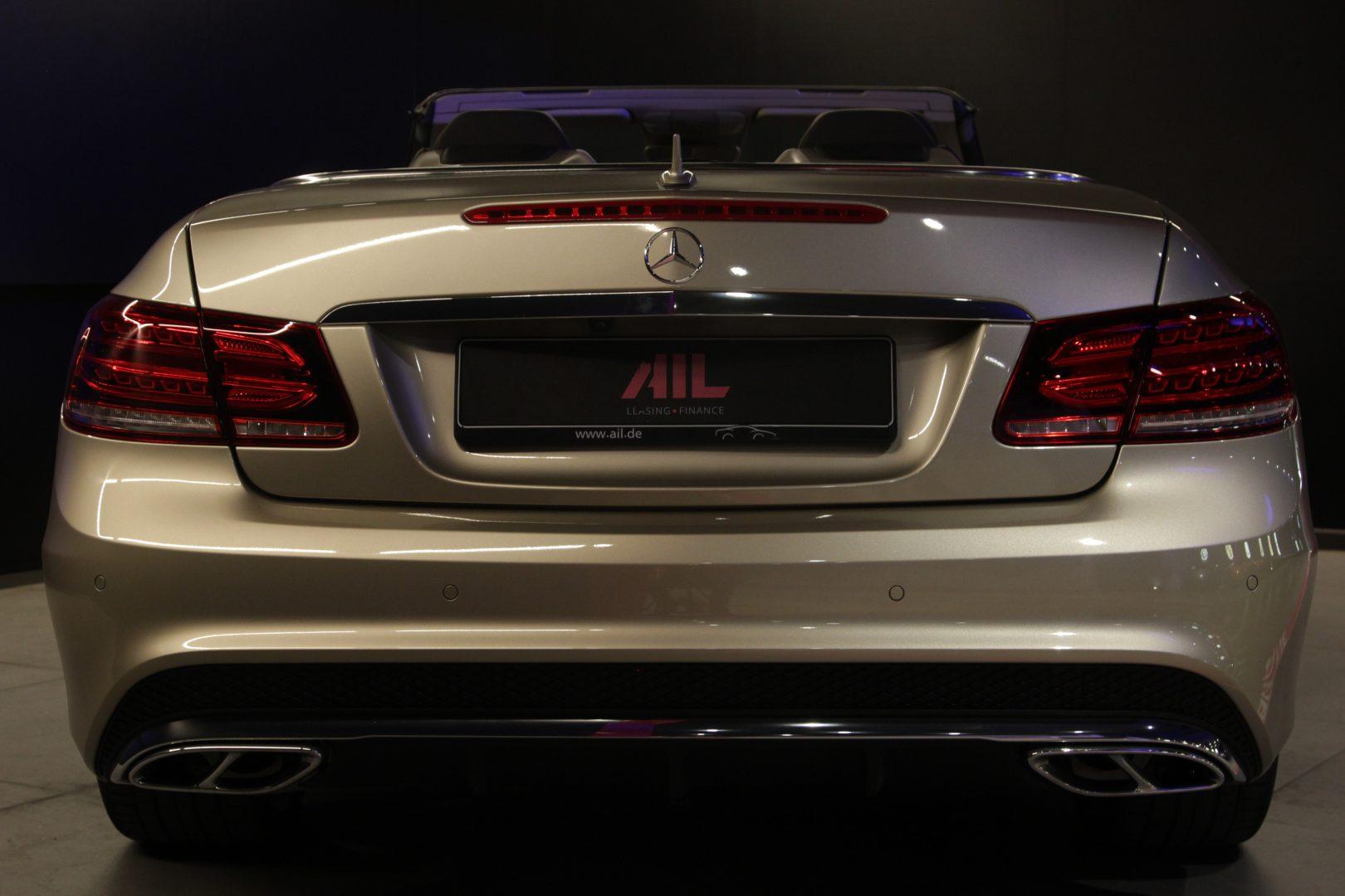 AIL Mercedes-Benz  E 500 Cabrio V8 Edition 8