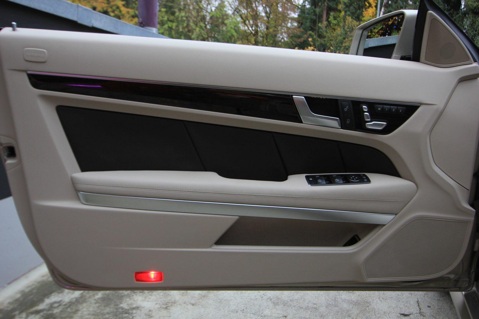 AIL Mercedes-Benz  E 500 Cabrio V8 Edition 9