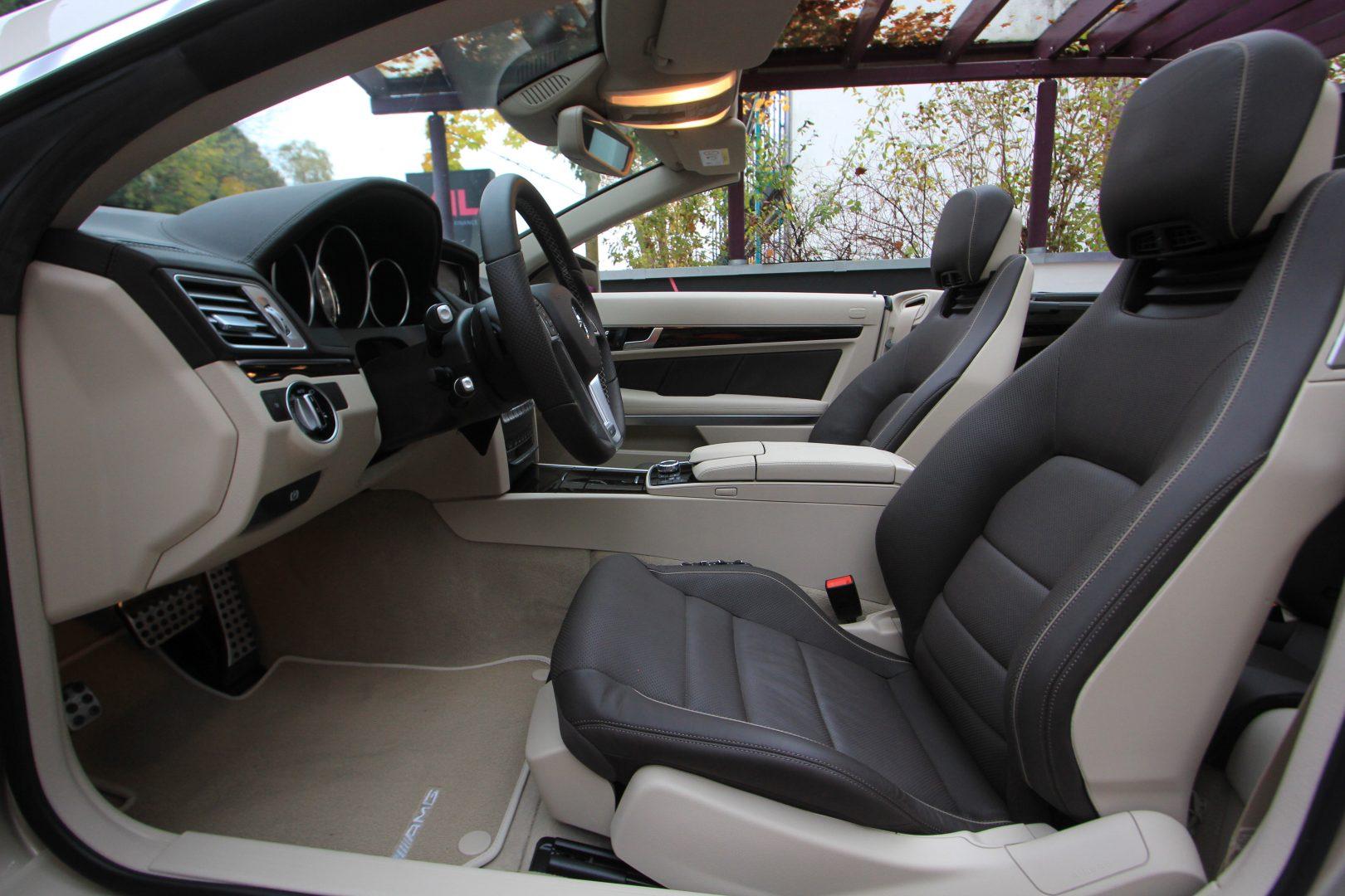 AIL Mercedes-Benz  E 500 Cabrio V8 Edition 10