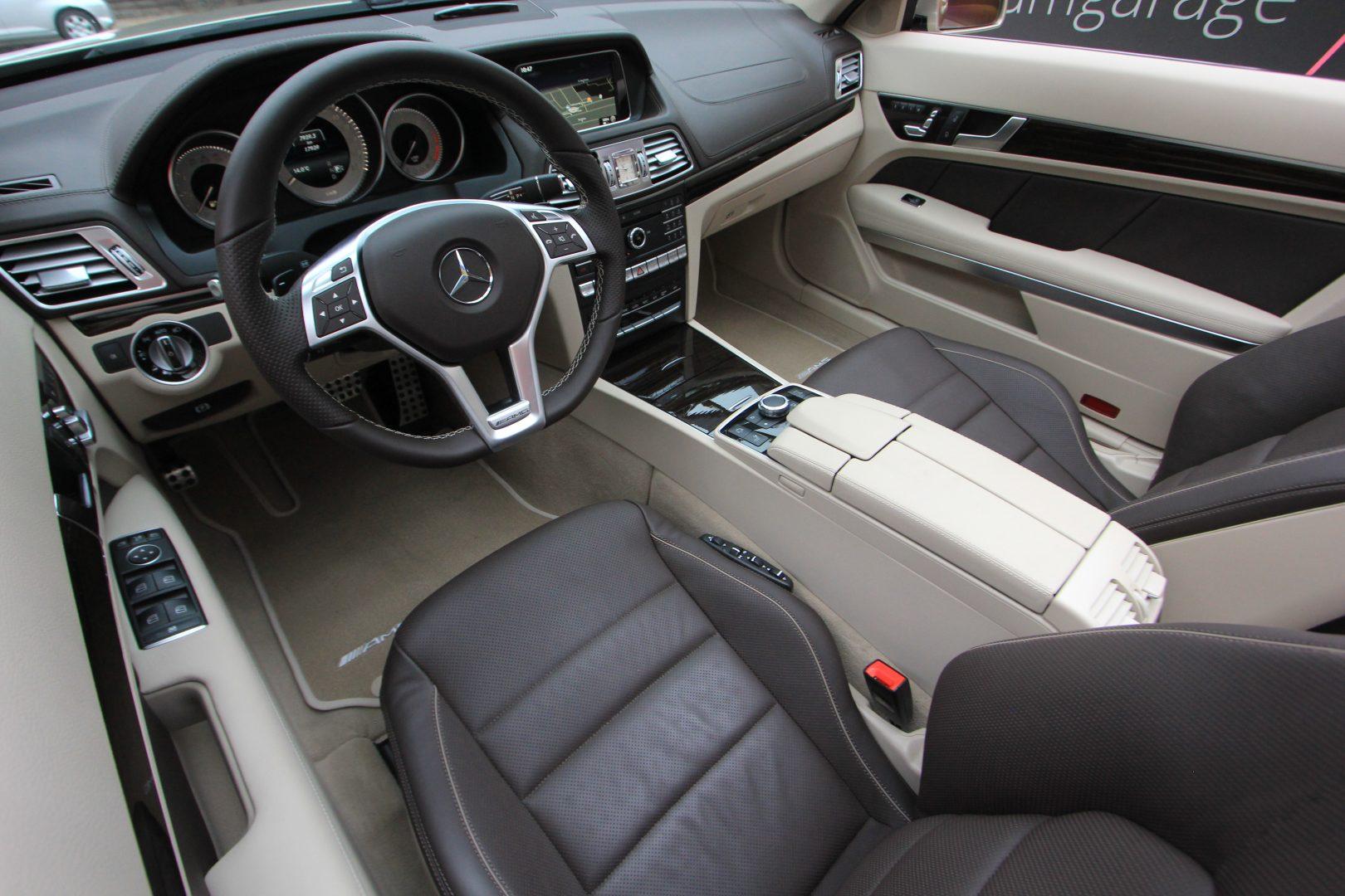 AIL Mercedes-Benz  E 500 Cabrio V8 Edition 1
