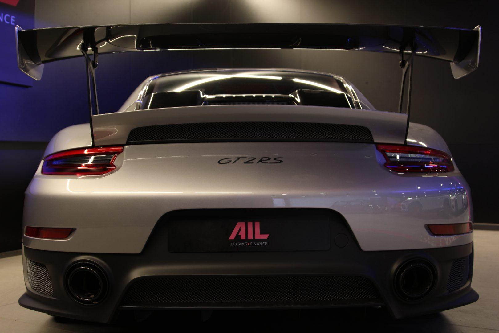 AIL Porsche 991 GT2 RS Weissach-Paket 3
