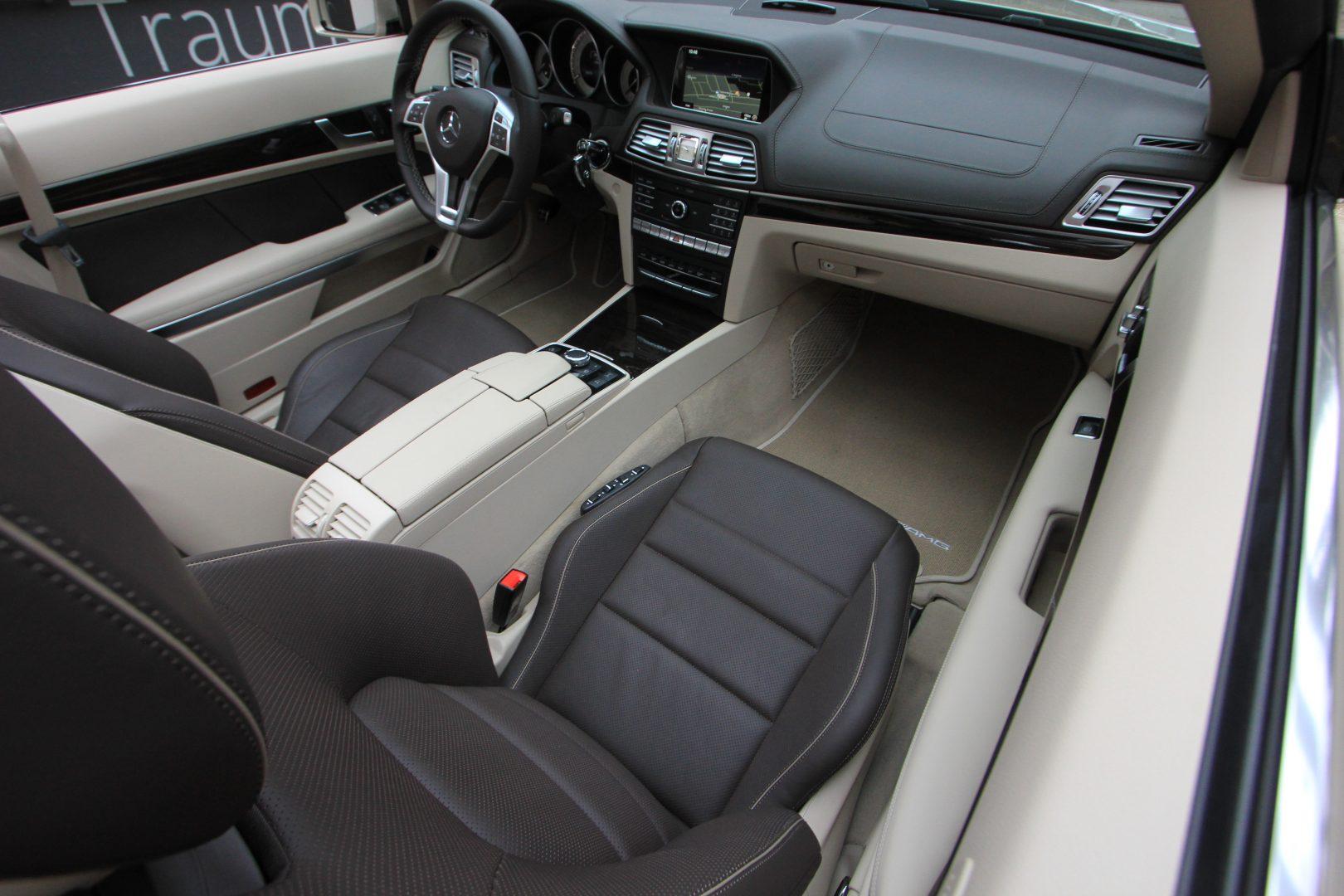 AIL Mercedes-Benz  E 500 Cabrio V8 Edition 12