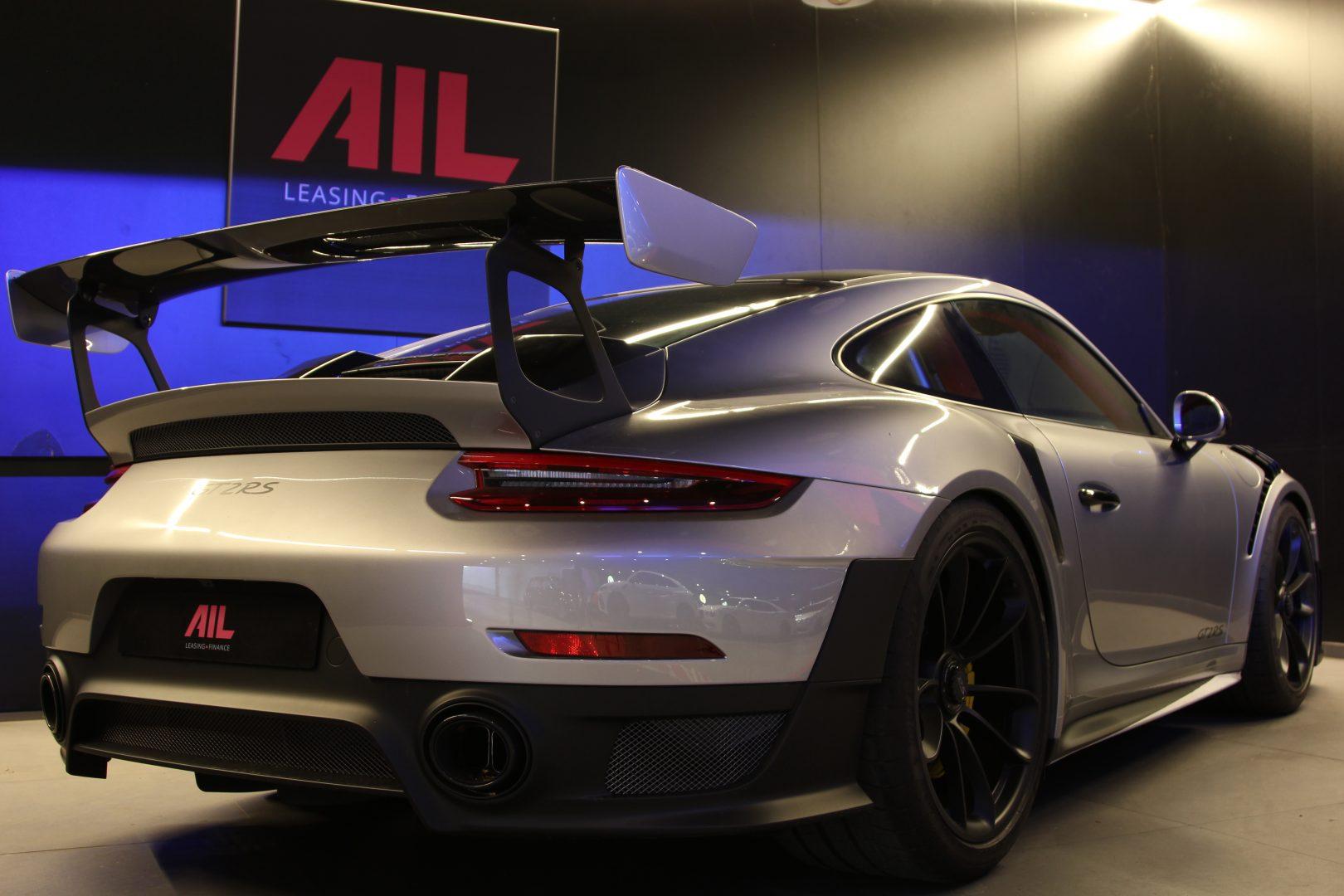 AIL Porsche 991 GT2 RS Weissach-Paket 9