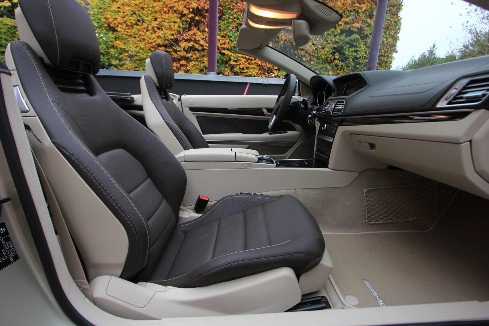AIL Mercedes-Benz  E 500 Cabrio V8 Edition 13