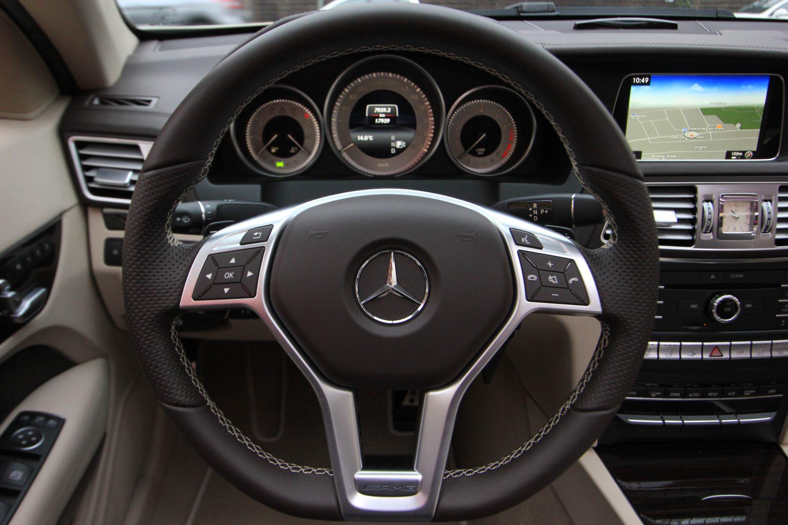 AIL Mercedes-Benz  E 500 Cabrio V8 Edition 3