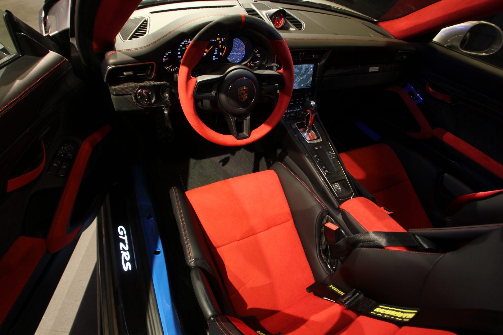 AIL Porsche 991 GT2 RS Weissach-Paket 6
