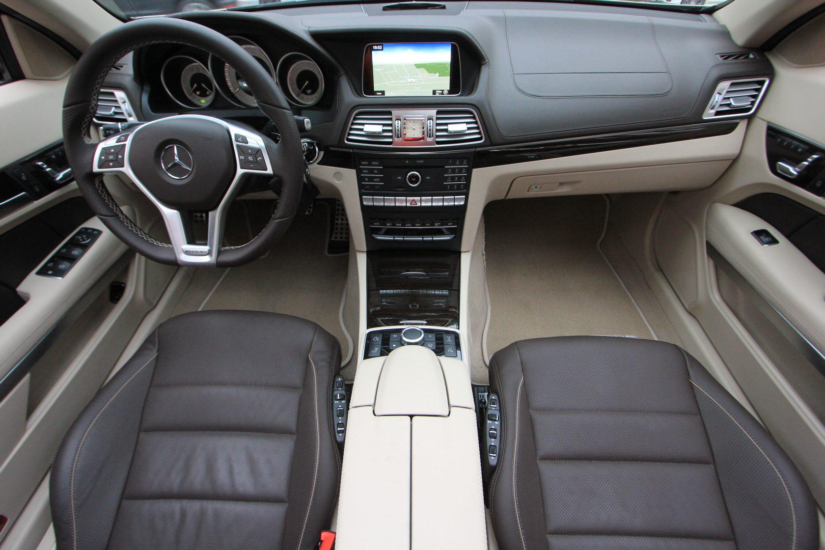 AIL Mercedes-Benz  E 500 Cabrio V8 Edition 7