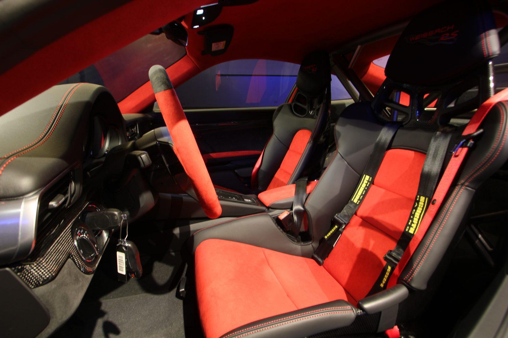 AIL Porsche 991 GT2 RS Weissach-Paket 8