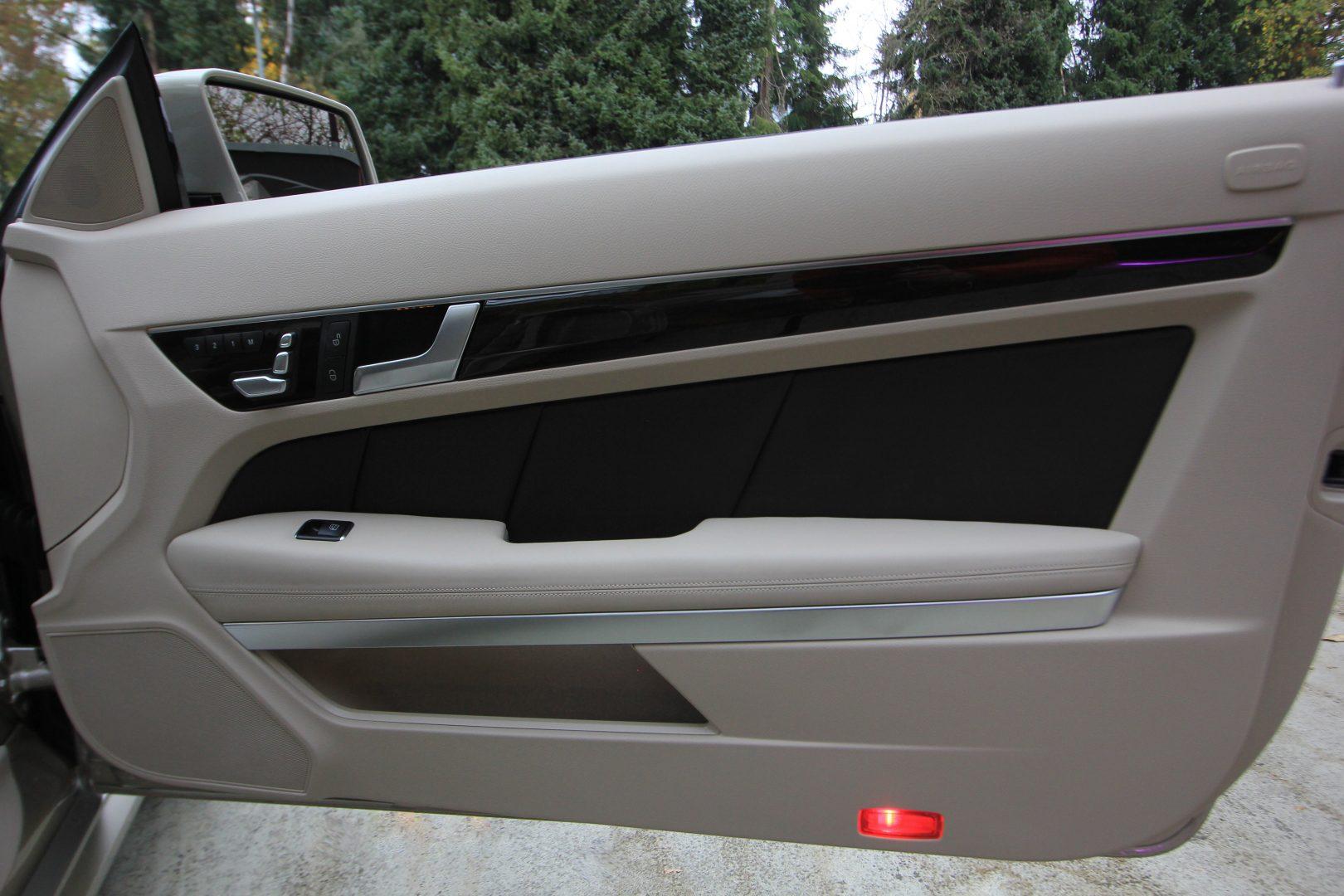 AIL Mercedes-Benz  E 500 Cabrio V8 Edition 5