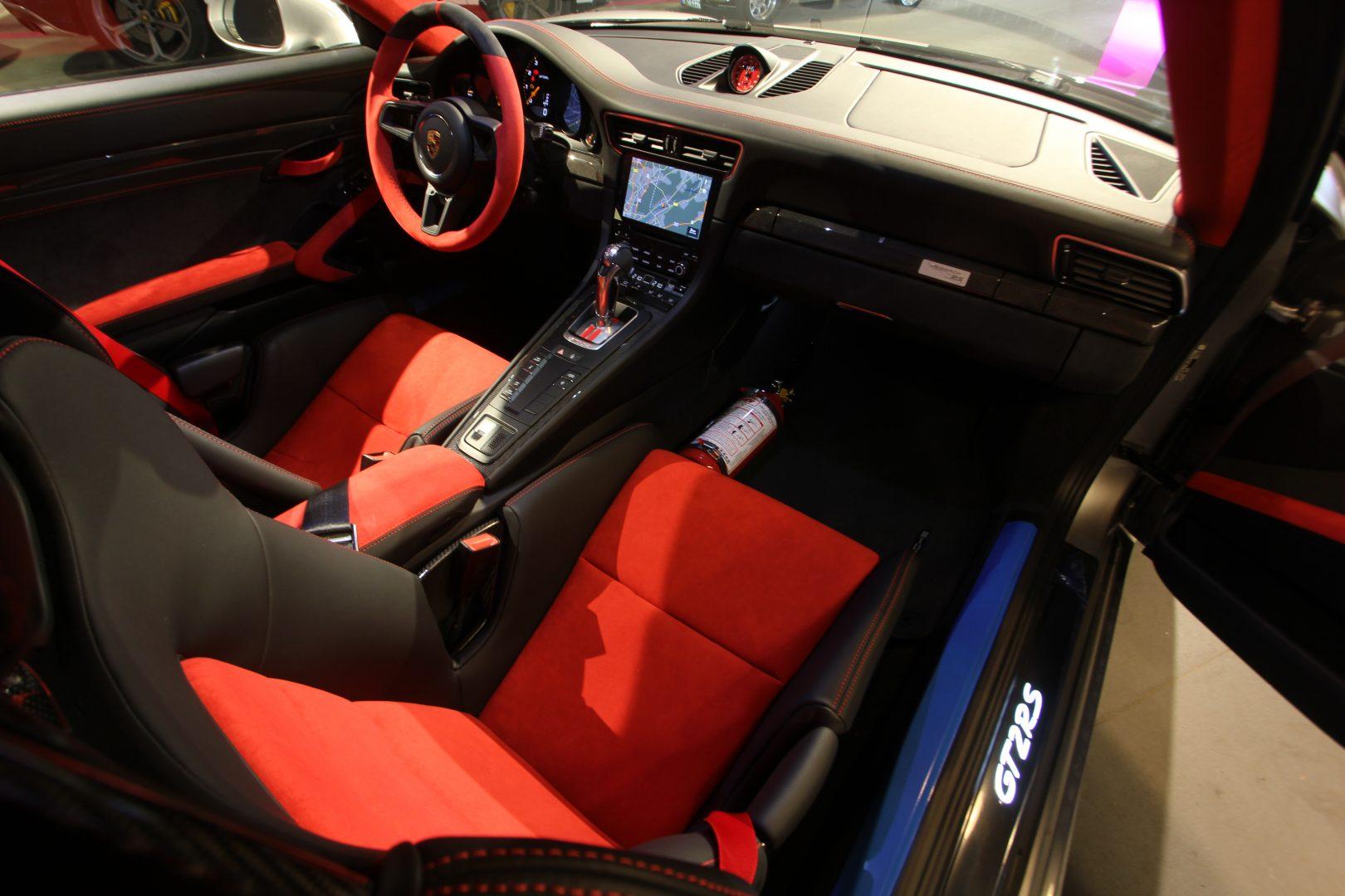 AIL Porsche 991 GT2 RS Weissach-Paket 10