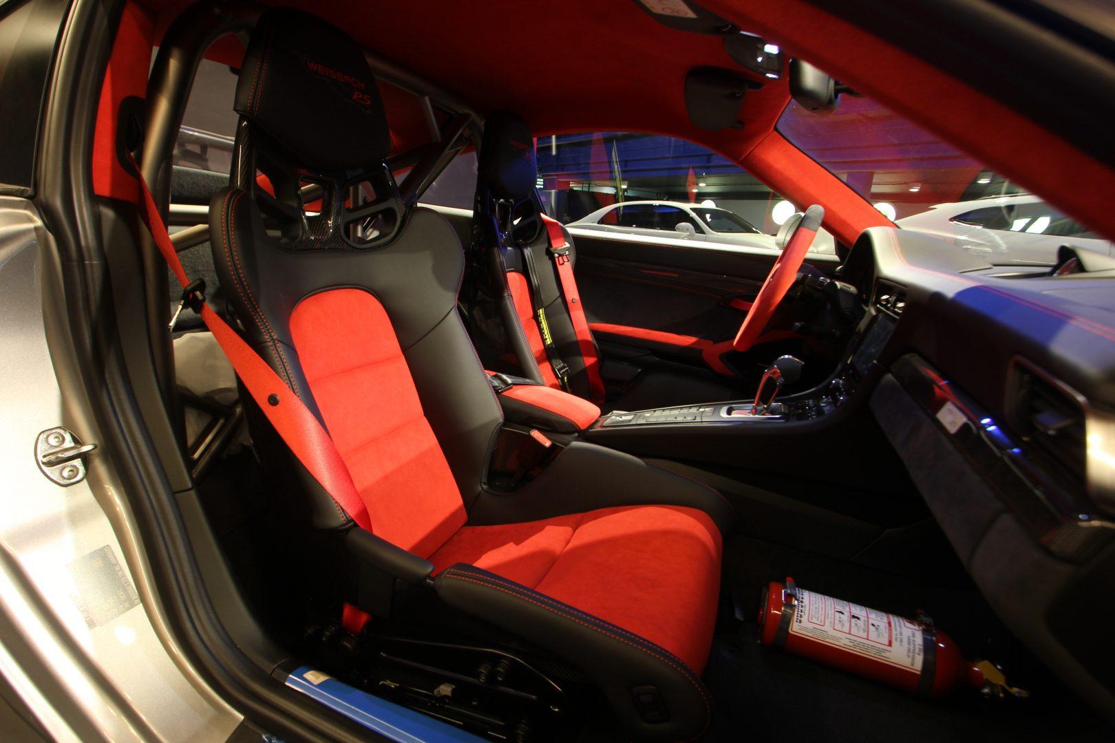 AIL Porsche 991 GT2 RS Weissach-Paket 2