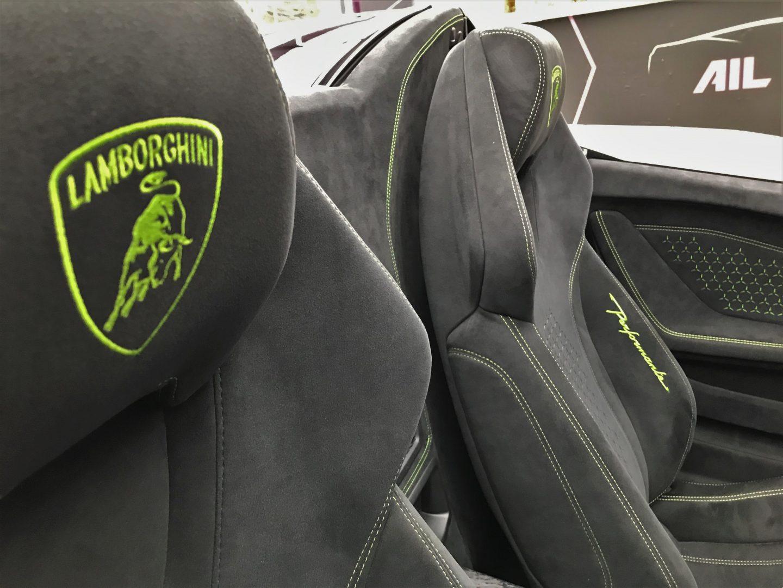 AIL Lamborghini Huracan Performante Spyder LP 640-4 Verda Mantis 14