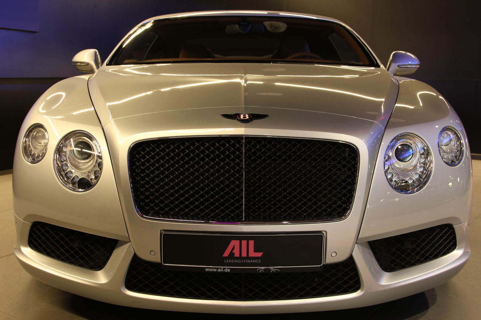 AIL Bentley Continental GT V8 Mulliner 3