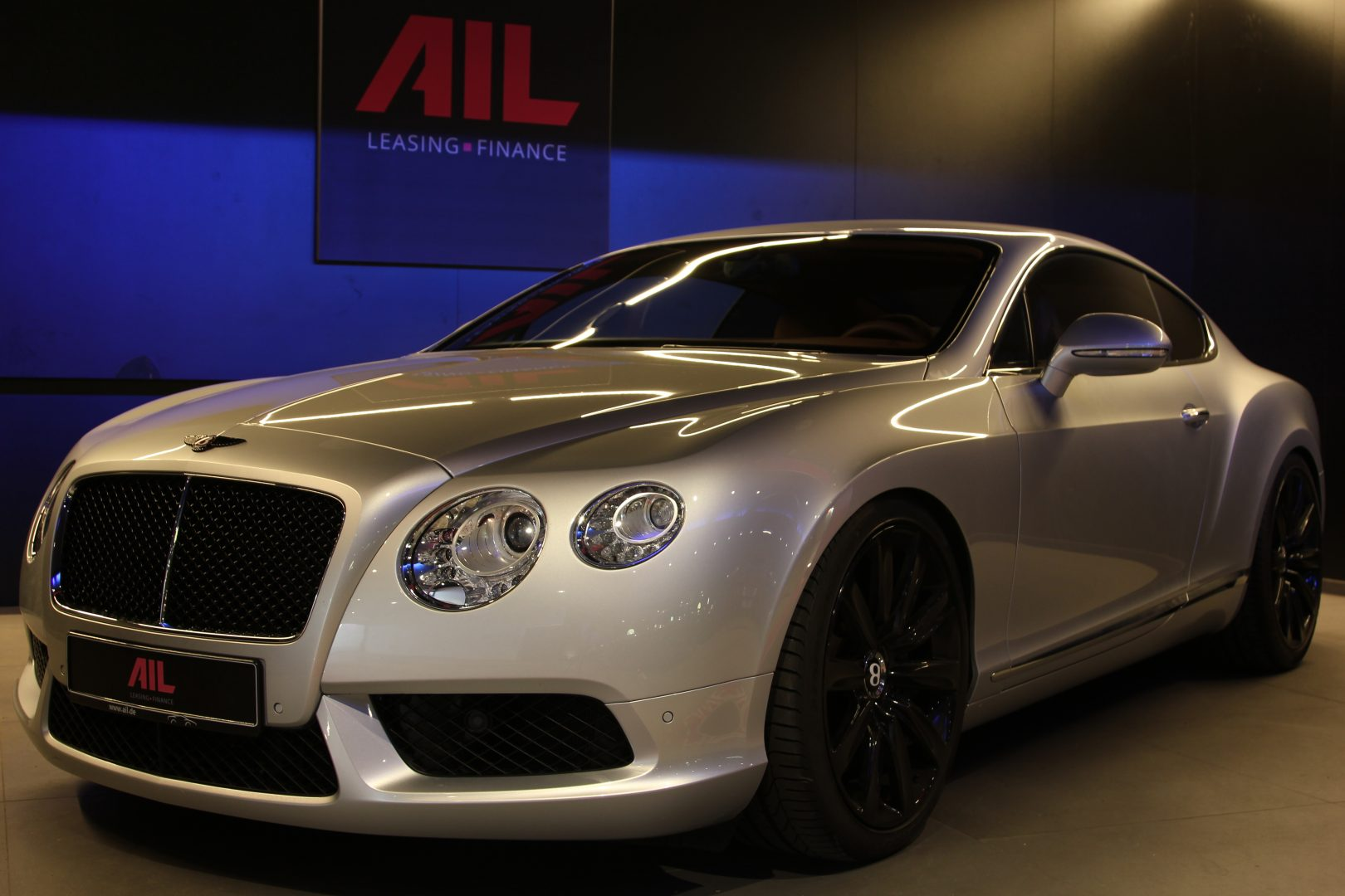 AIL Bentley Continental GT V8 Mulliner 5