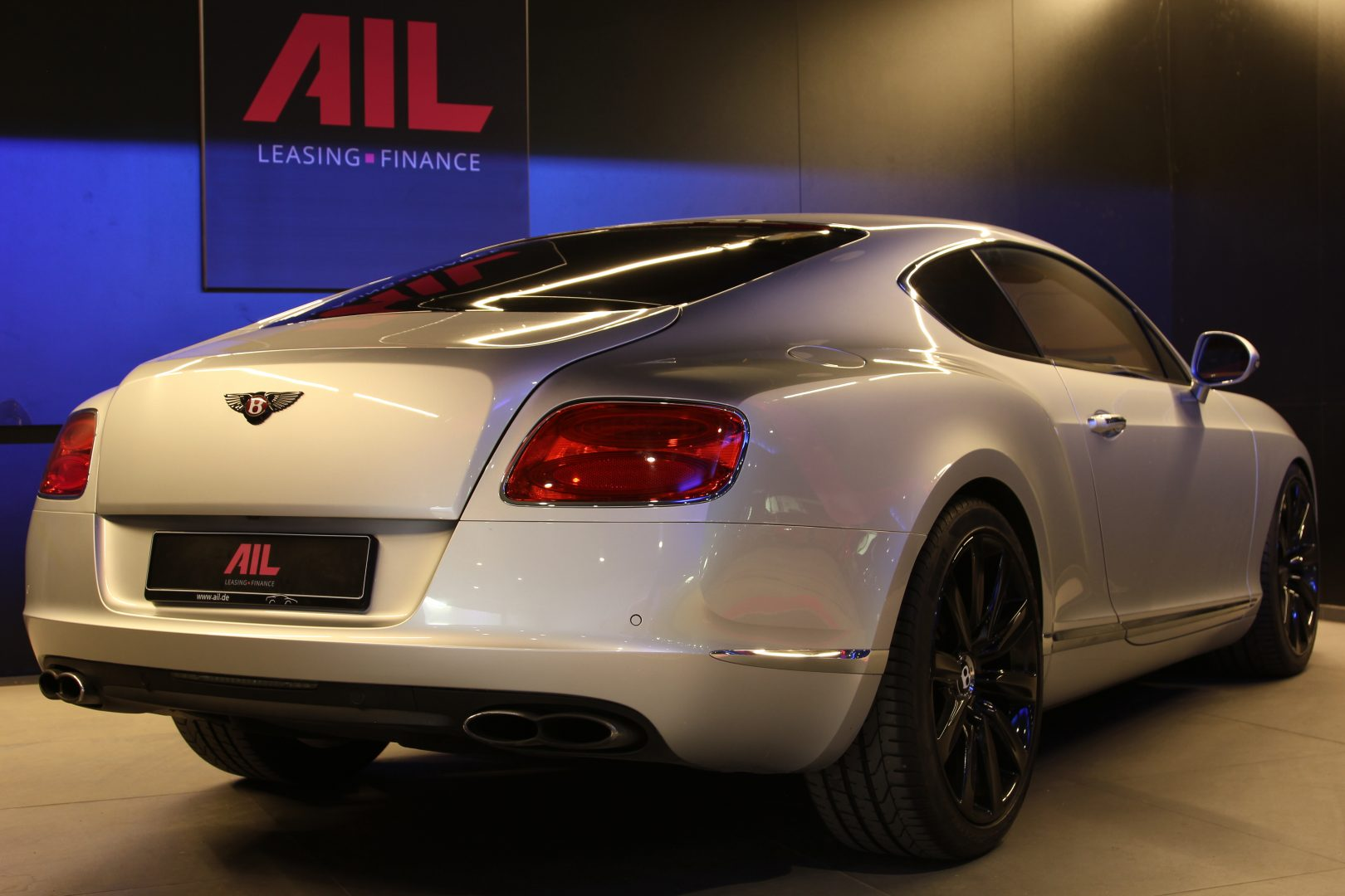 AIL Bentley Continental GT V8 Mulliner 4