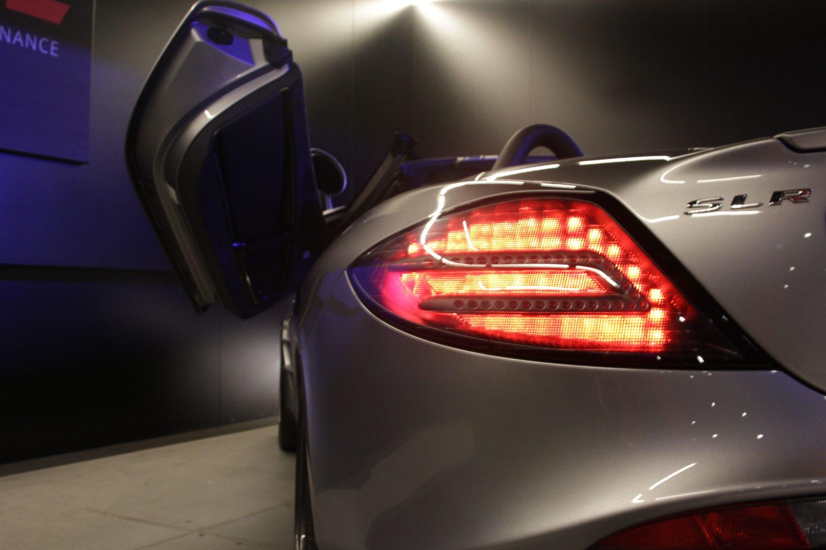 AIL Mercedes-Benz SLR McLaren Roadster 722 S 2