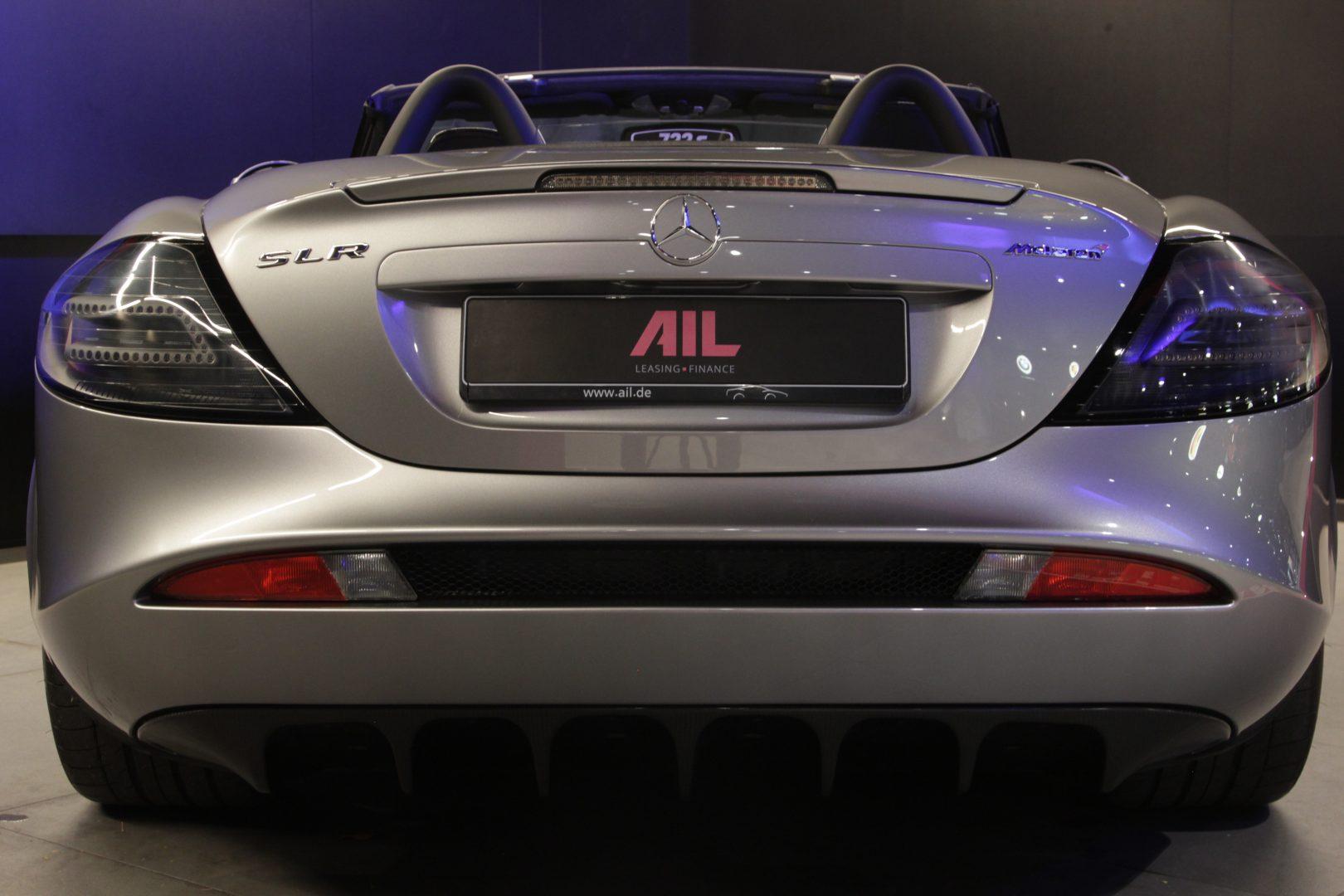 AIL Mercedes-Benz SLR McLaren Roadster 722 S 1