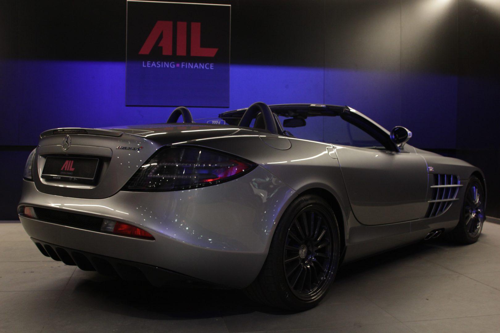 AIL Mercedes-Benz SLR McLaren Roadster 722 S 10
