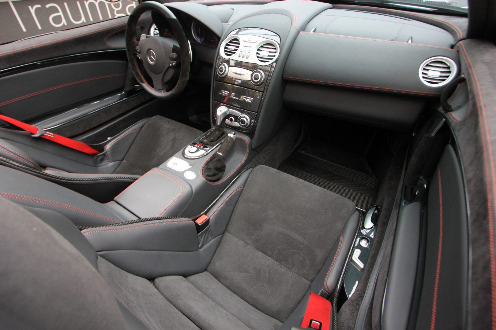 AIL Mercedes-Benz SLR McLaren Roadster 722 S 11