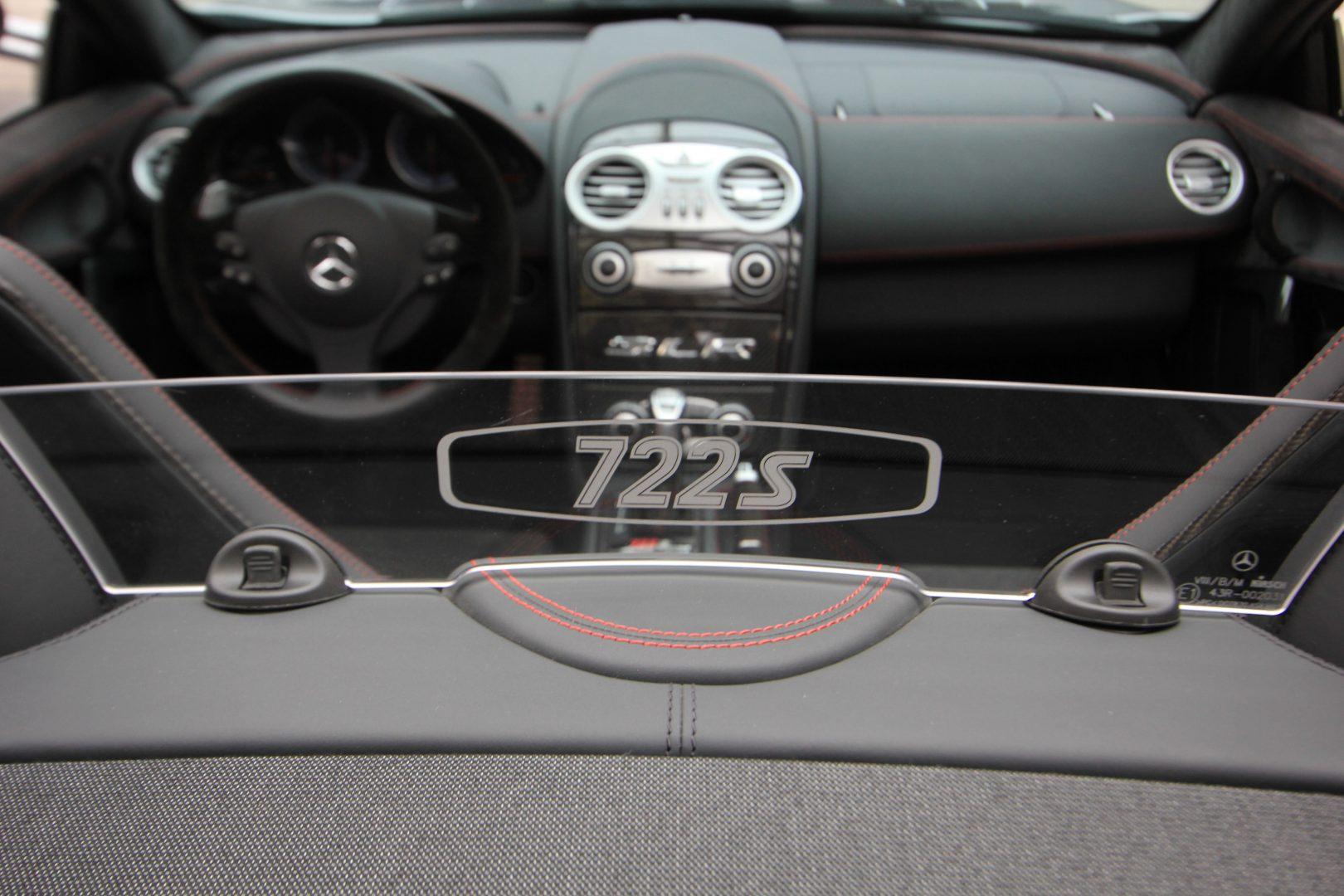 AIL Mercedes-Benz SLR McLaren Roadster 722 S 3