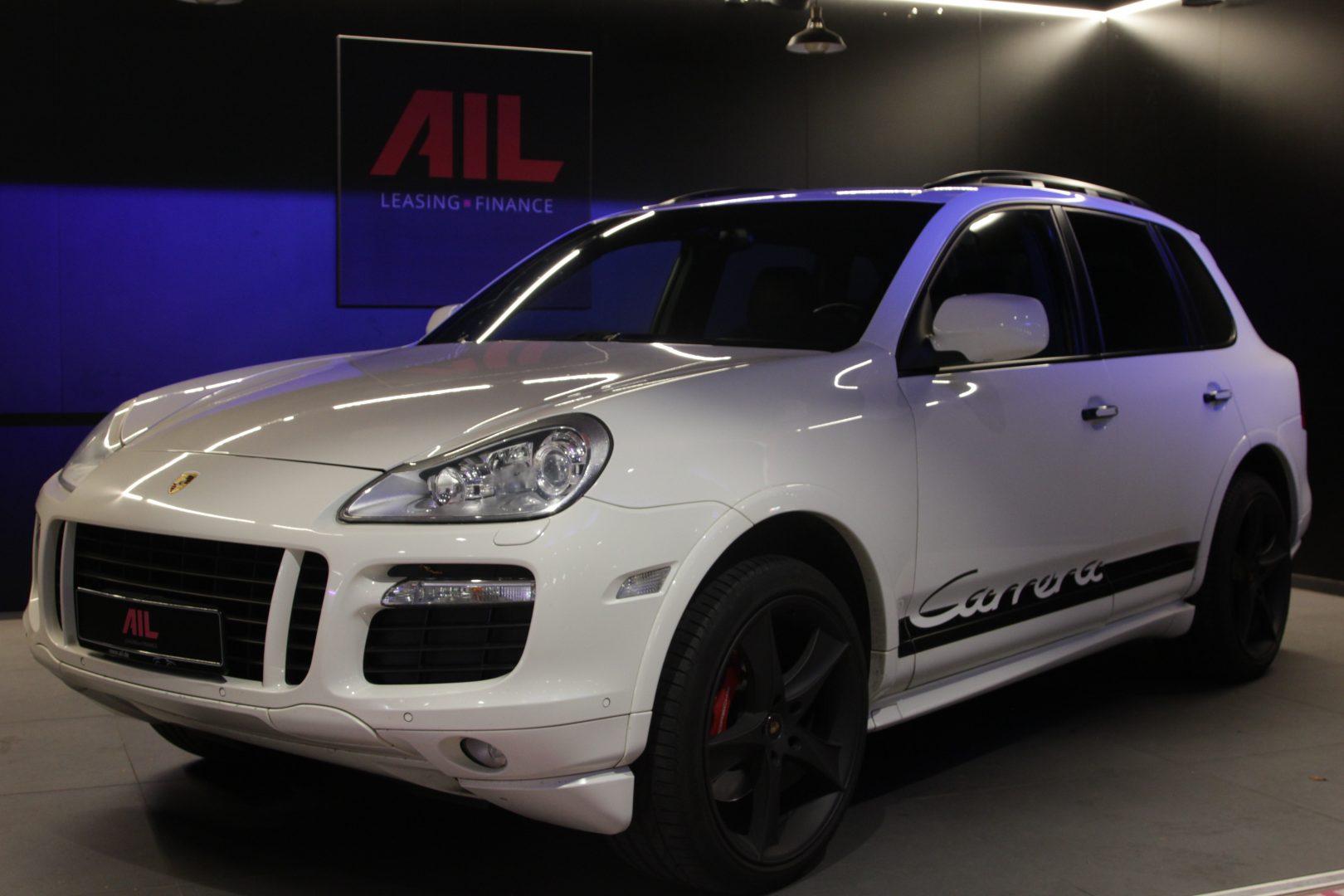 AIL Porsche Cayenne GTS 5