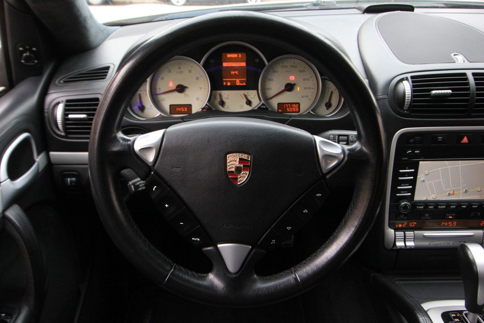AIL Porsche Cayenne GTS 12