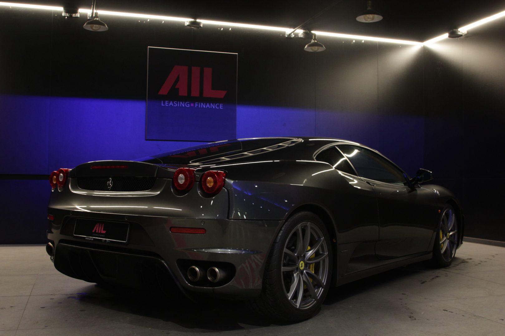 AIL Ferrari F430 F1  5
