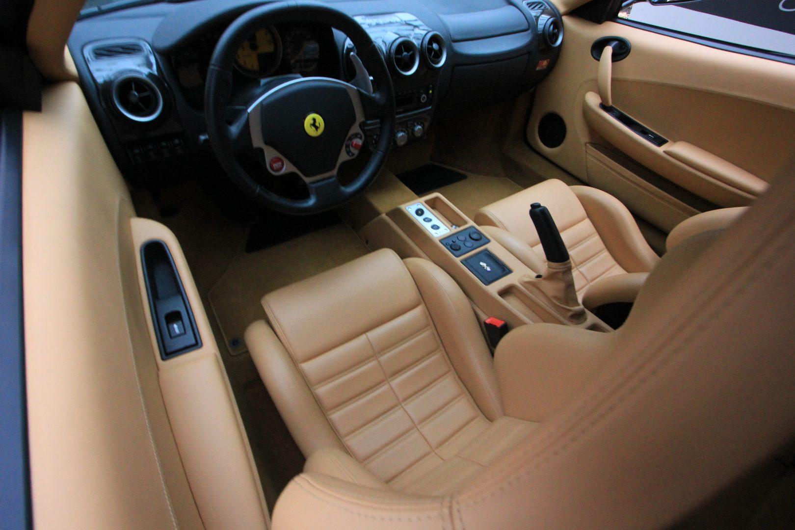 AIL Ferrari F430 F1  6