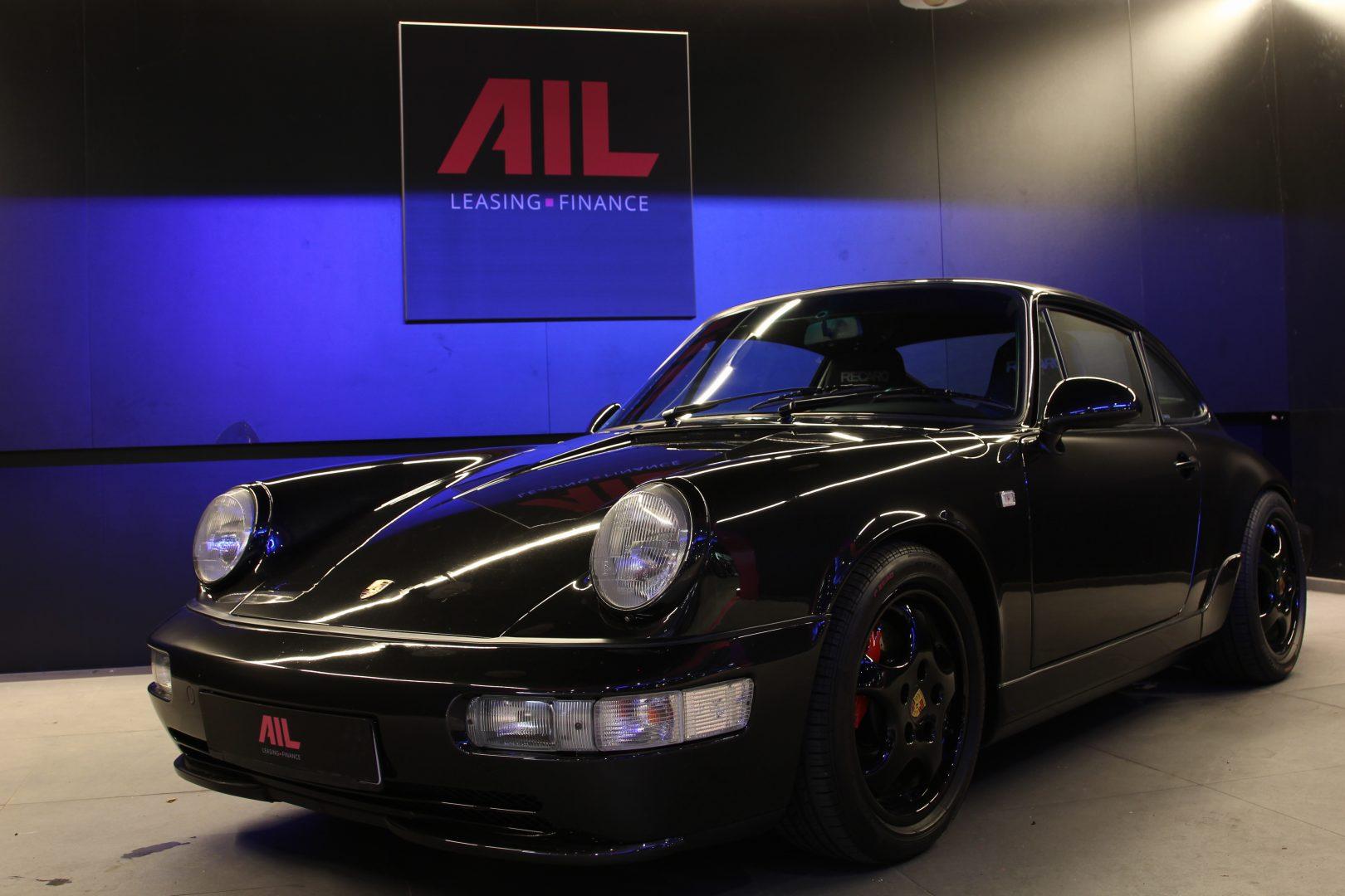 AIL Porsche 964 RS Clone Carbon Paket  14