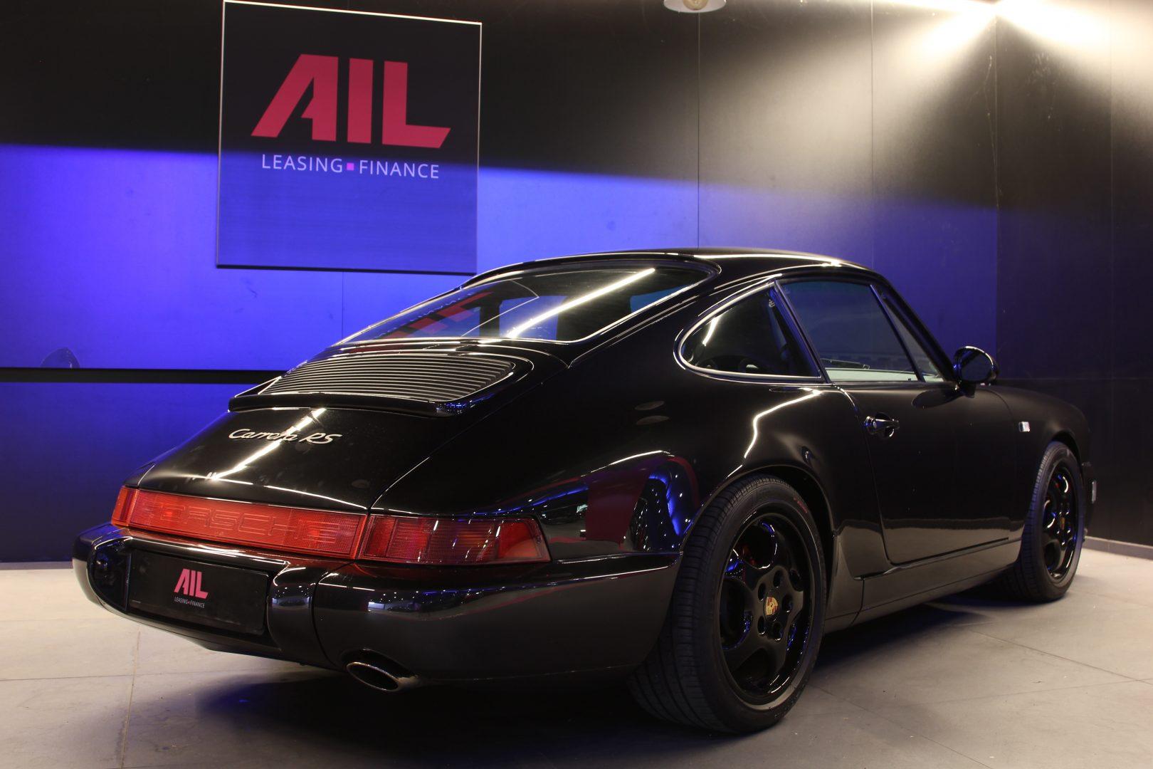 AIL Porsche 964 RS Clone Carbon Paket  6