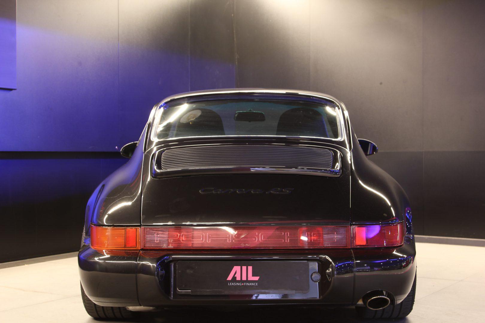 AIL Porsche 964 RS Clone Carbon Paket  3