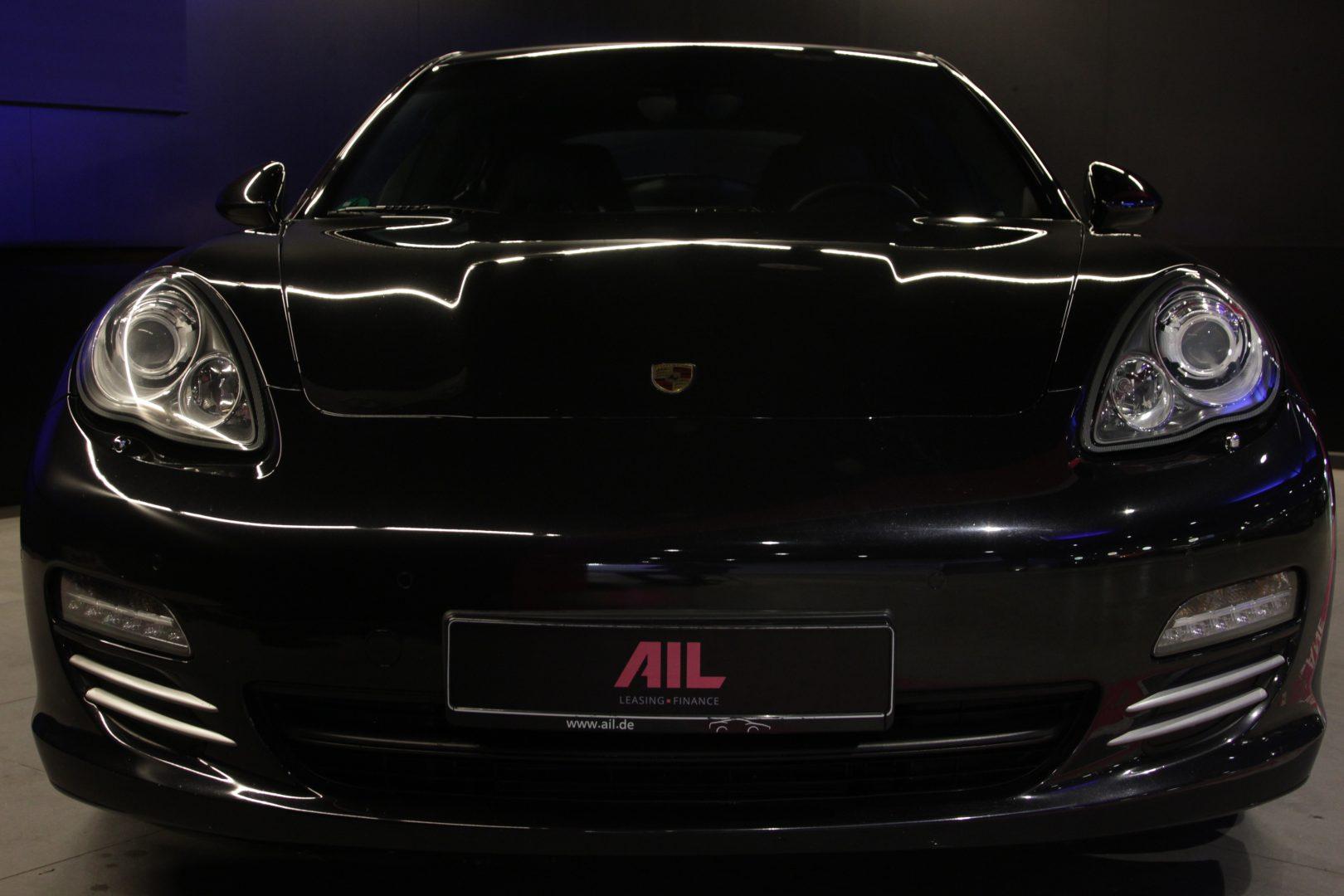 AIL Porsche Panamera 4 S Burmester Sportabgas  10