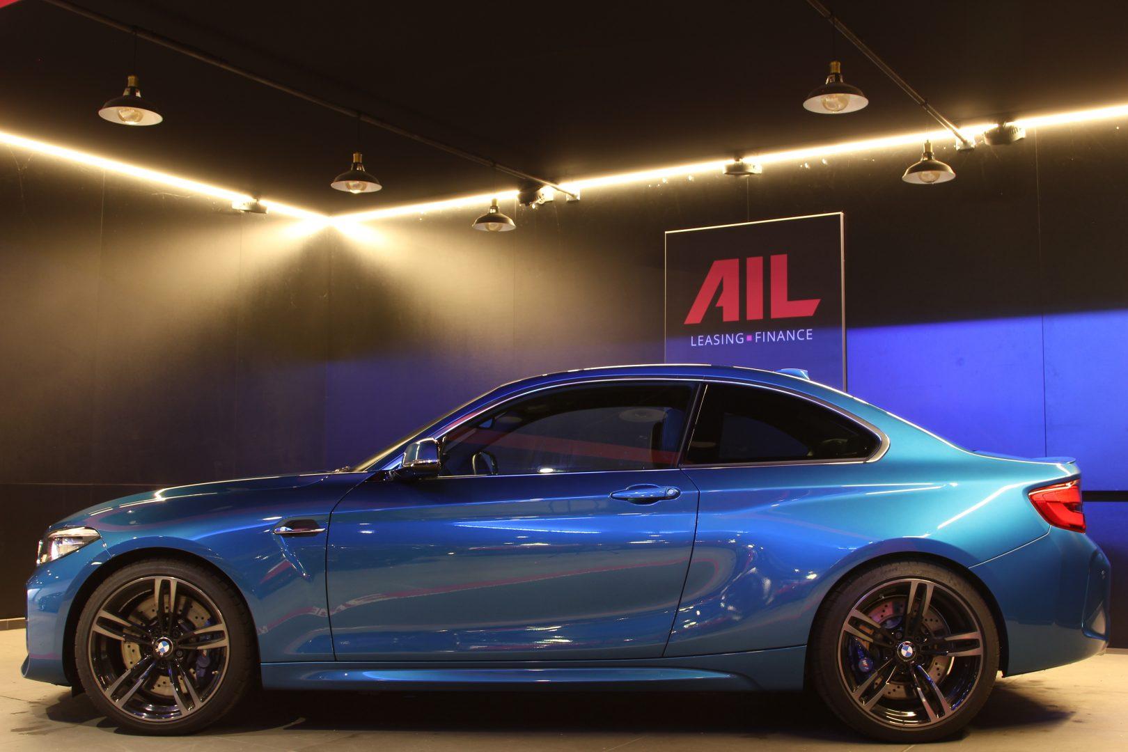 AIL BMW M2 DAB Carbon Paket  7