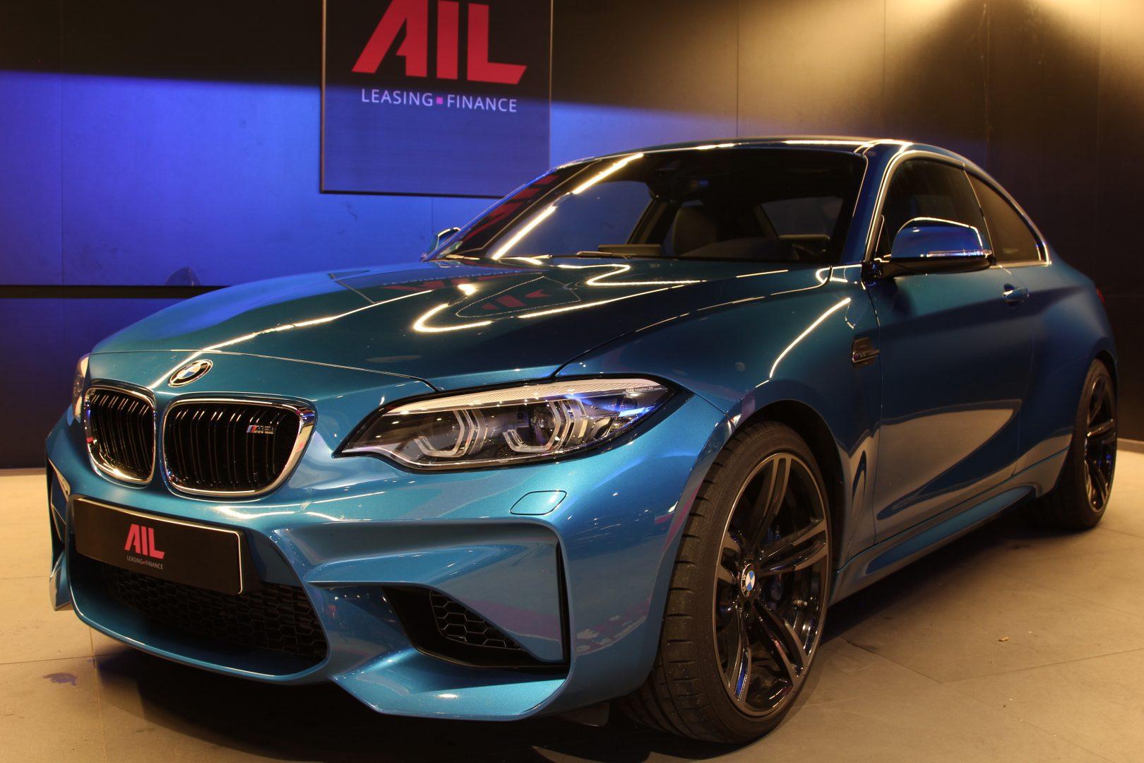 AIL BMW M2 DAB Carbon Paket  4