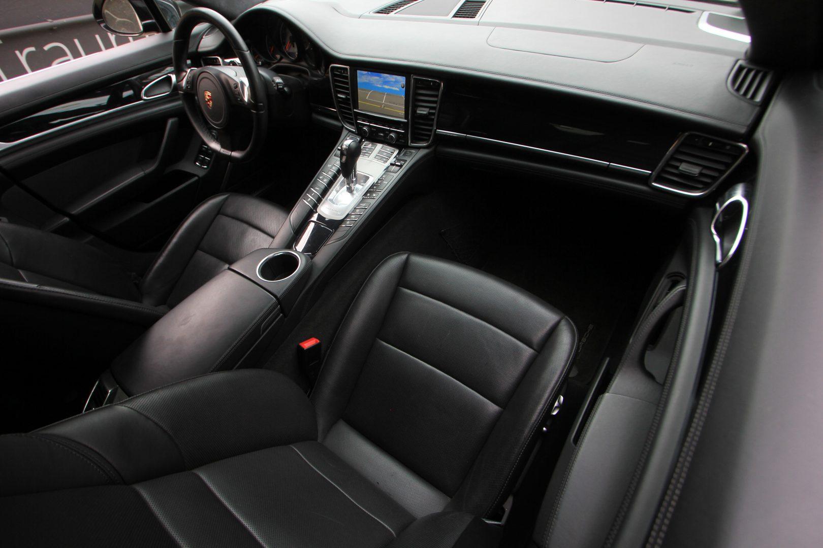 AIL Porsche Panamera 4 S Burmester Sportabgas  5