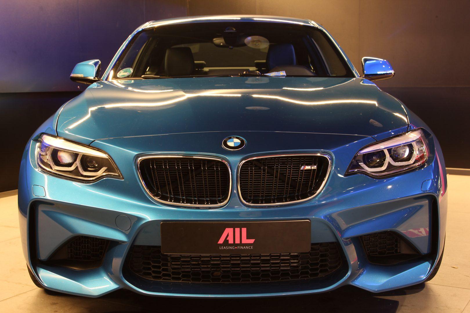 AIL BMW M2 DAB Carbon Paket  1