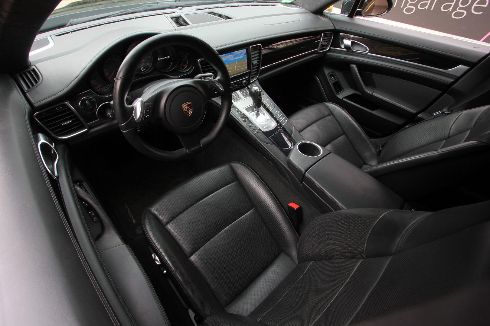 AIL Porsche Panamera 4 S Burmester Sportabgas  9