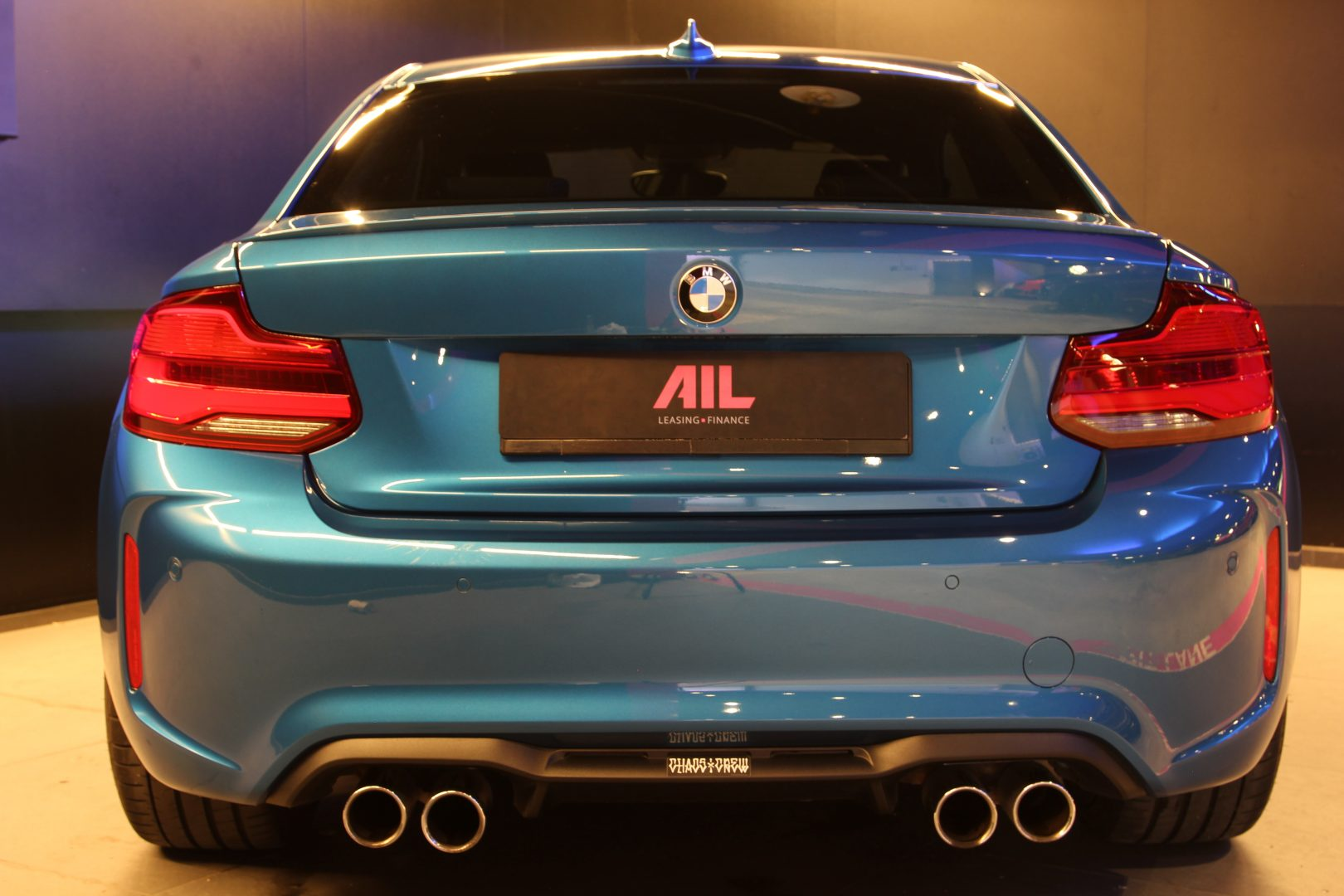 AIL BMW M2 DAB Carbon Paket  13