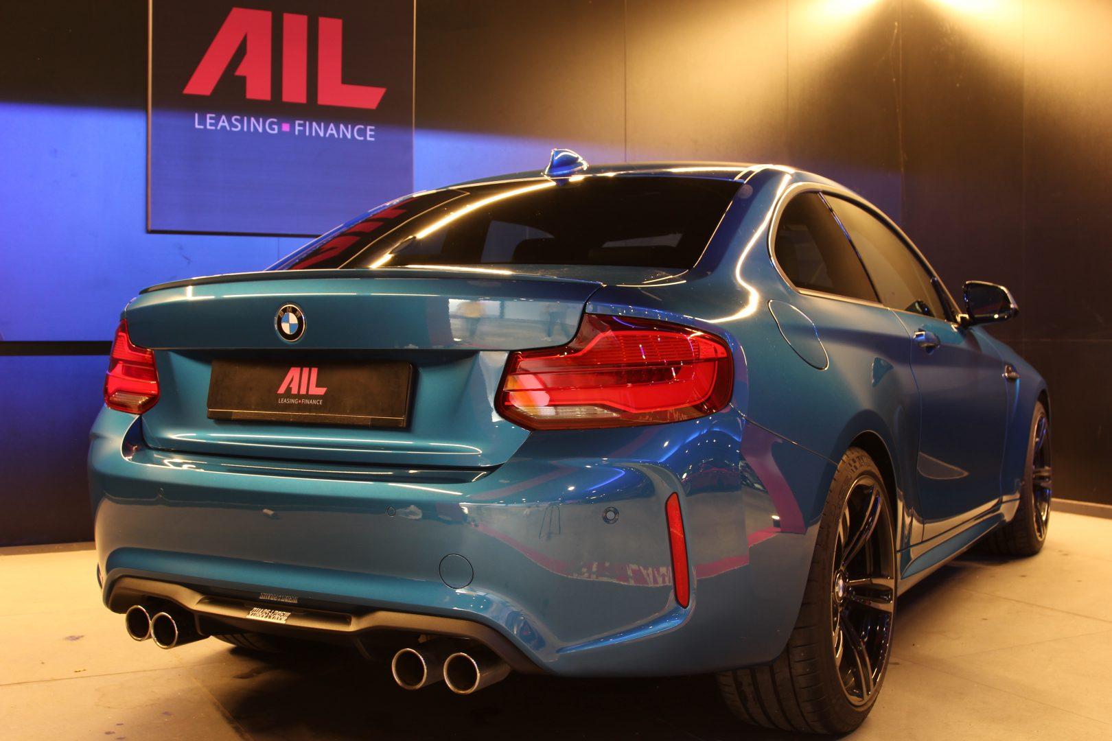 AIL BMW M2 DAB Carbon Paket  10