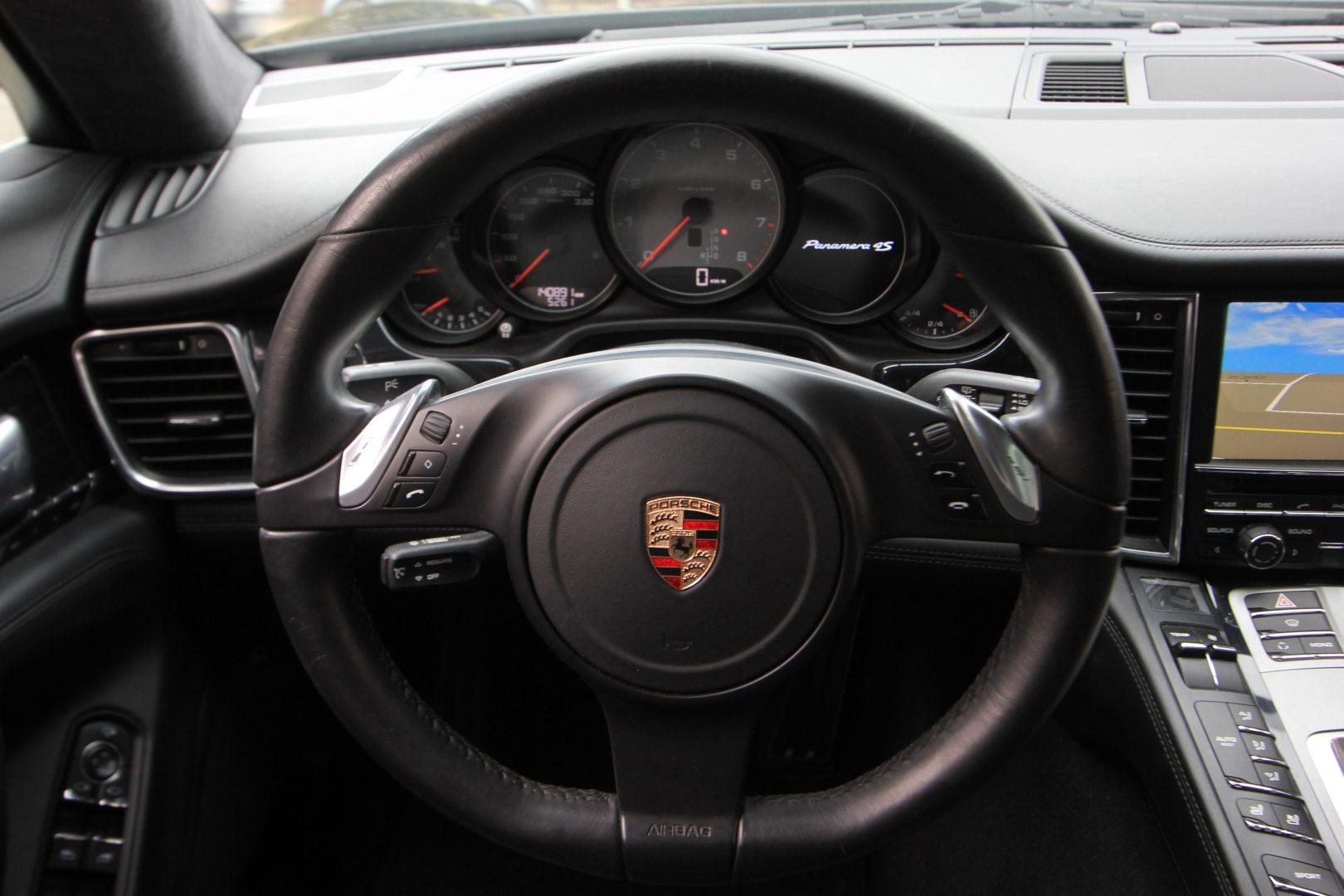 AIL Porsche Panamera 4 S Burmester Sportabgas  12