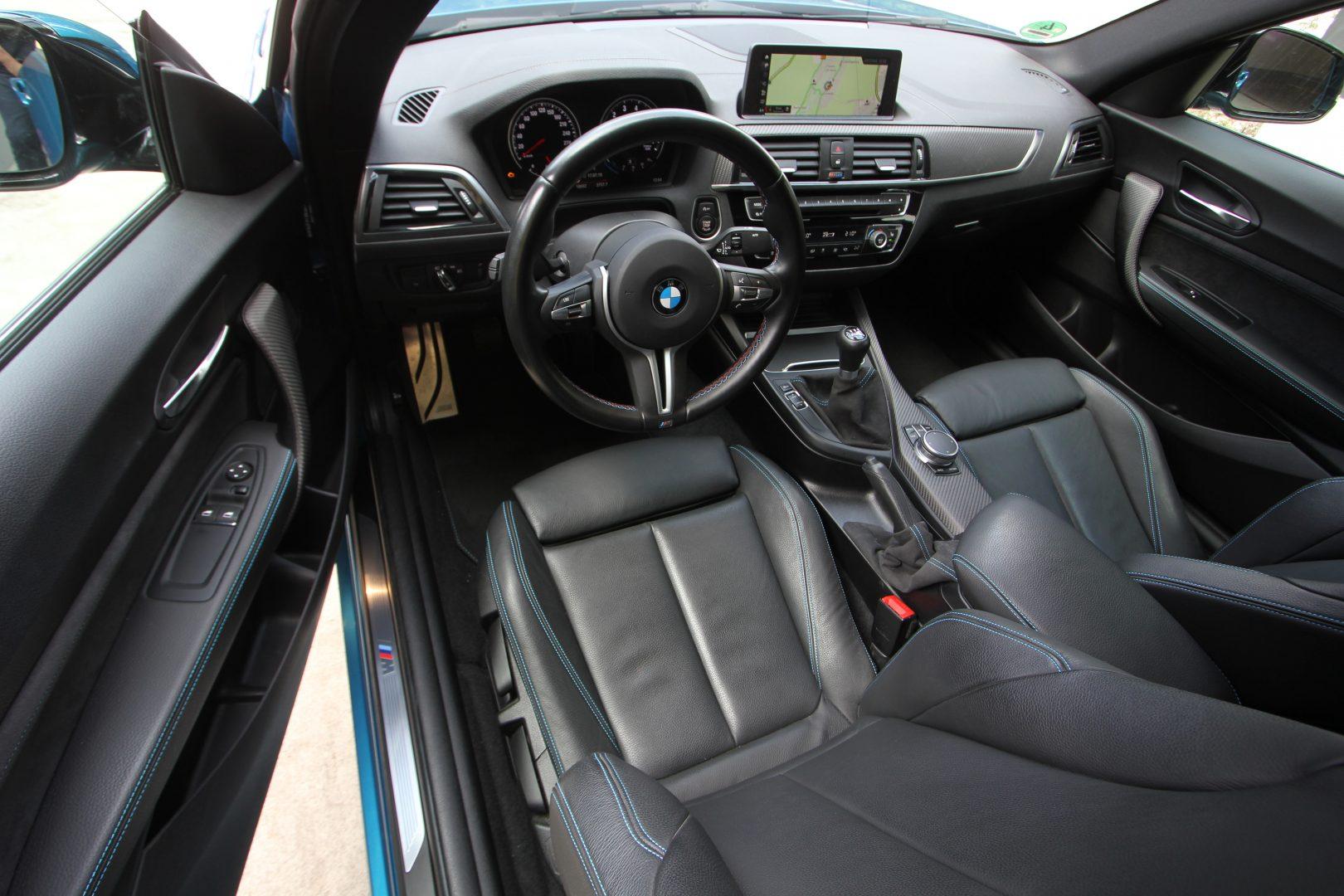 AIL BMW M2 DAB Carbon Paket  2