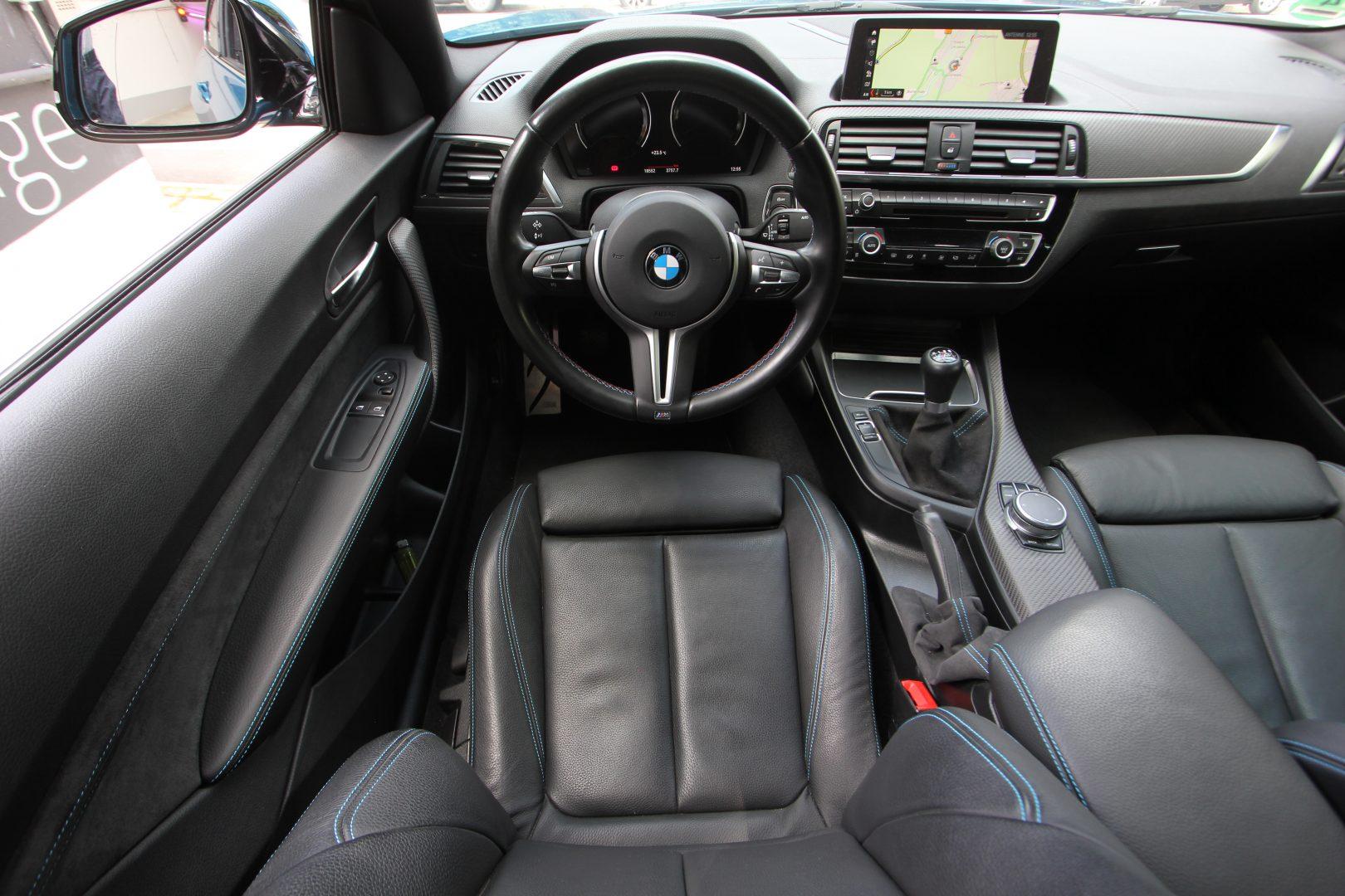 AIL BMW M2 DAB Carbon Paket  11