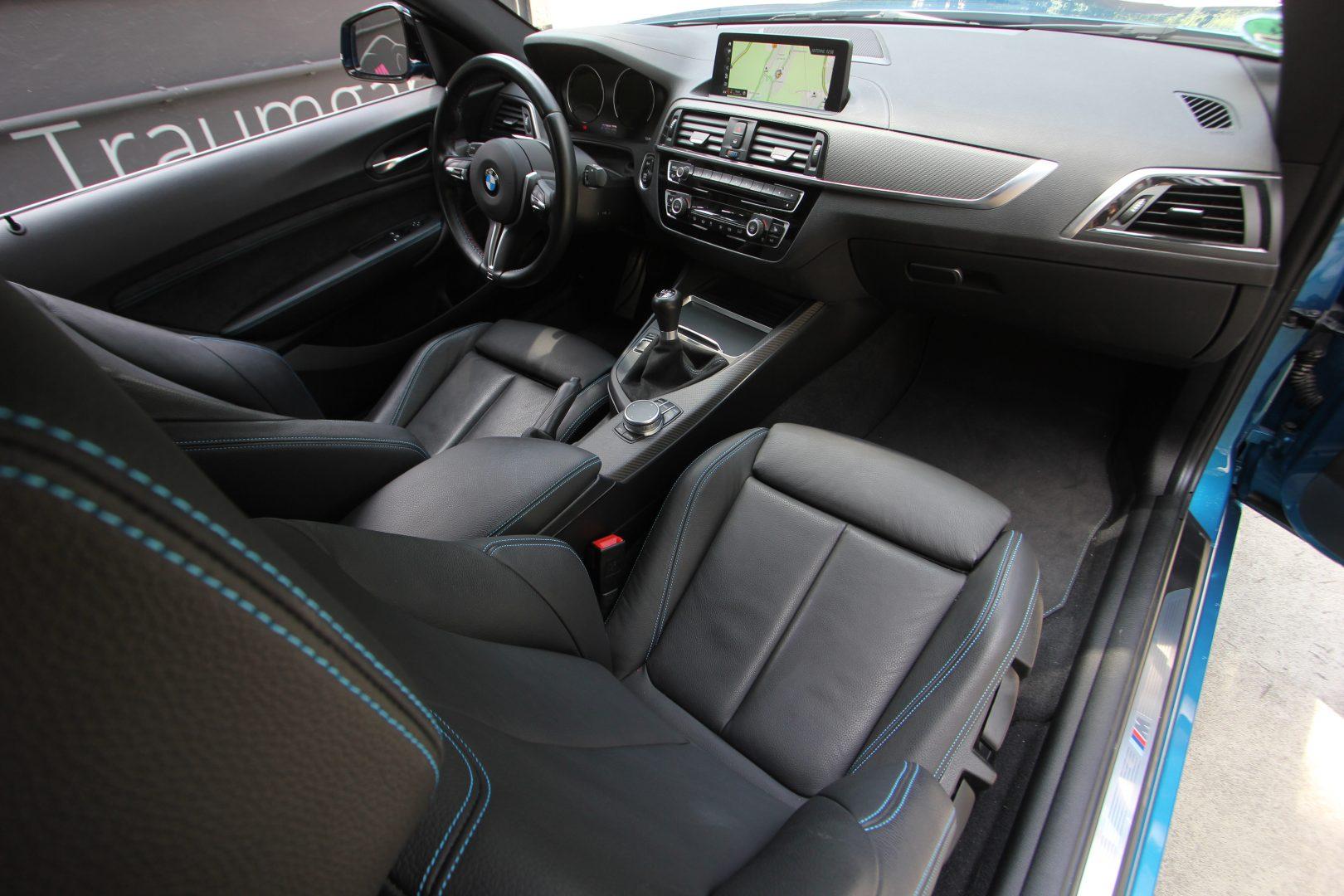 AIL BMW M2 DAB Carbon Paket  6