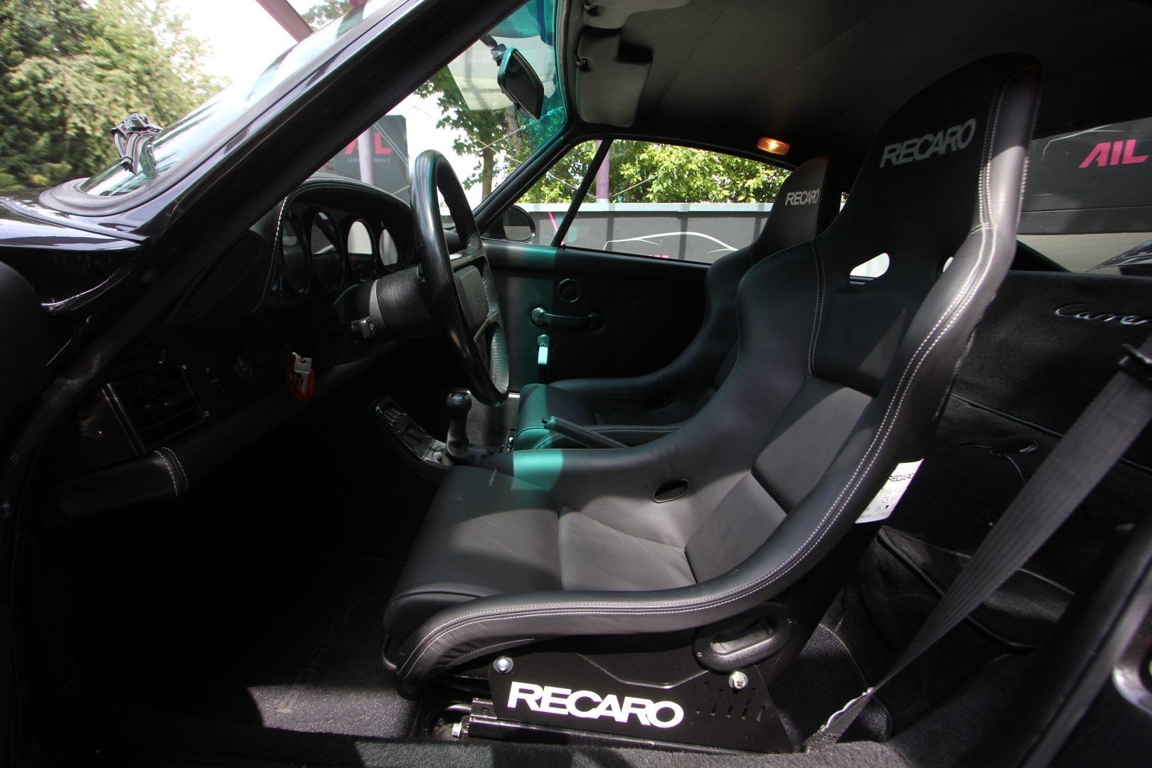 AIL Porsche 964 RS Clone Carbon Paket  2