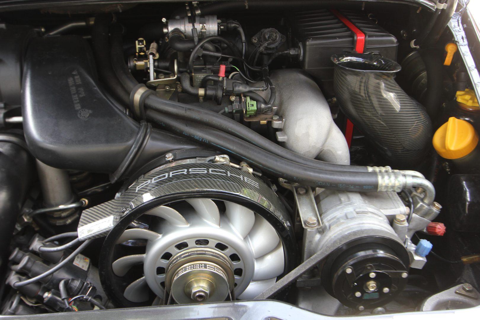 AIL Porsche 964 RS Clone Carbon Paket  17