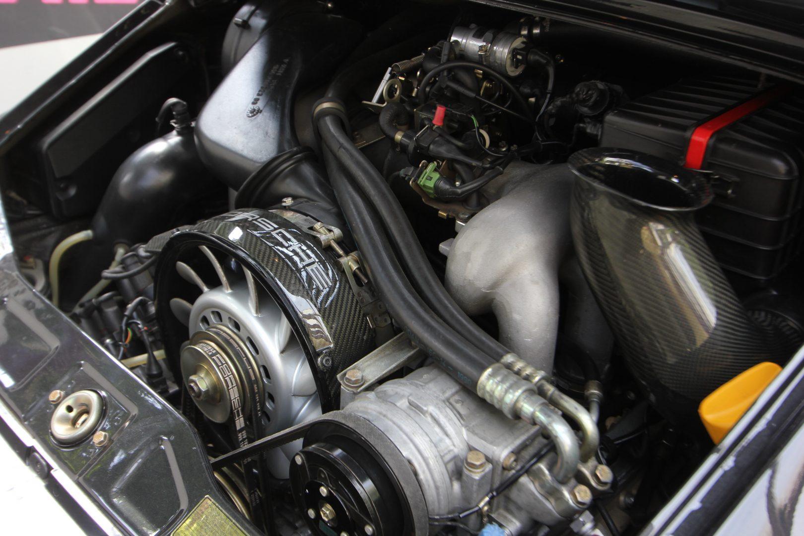 AIL Porsche 964 RS Clone Carbon Paket  16