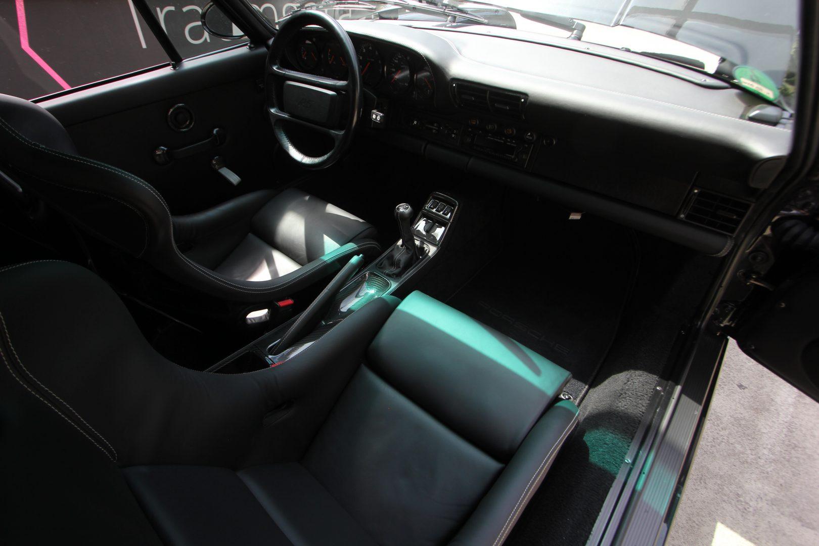 AIL Porsche 964 RS Clone Carbon Paket  15
