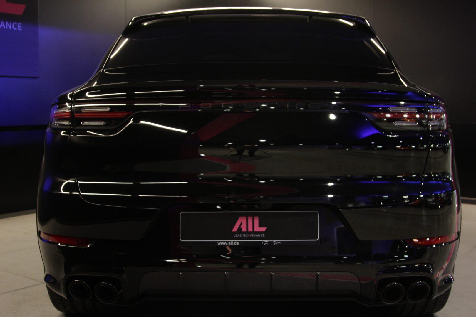 AIL Porsche Cayenne Turbo Coupe LED Matrix  Carbon 5
