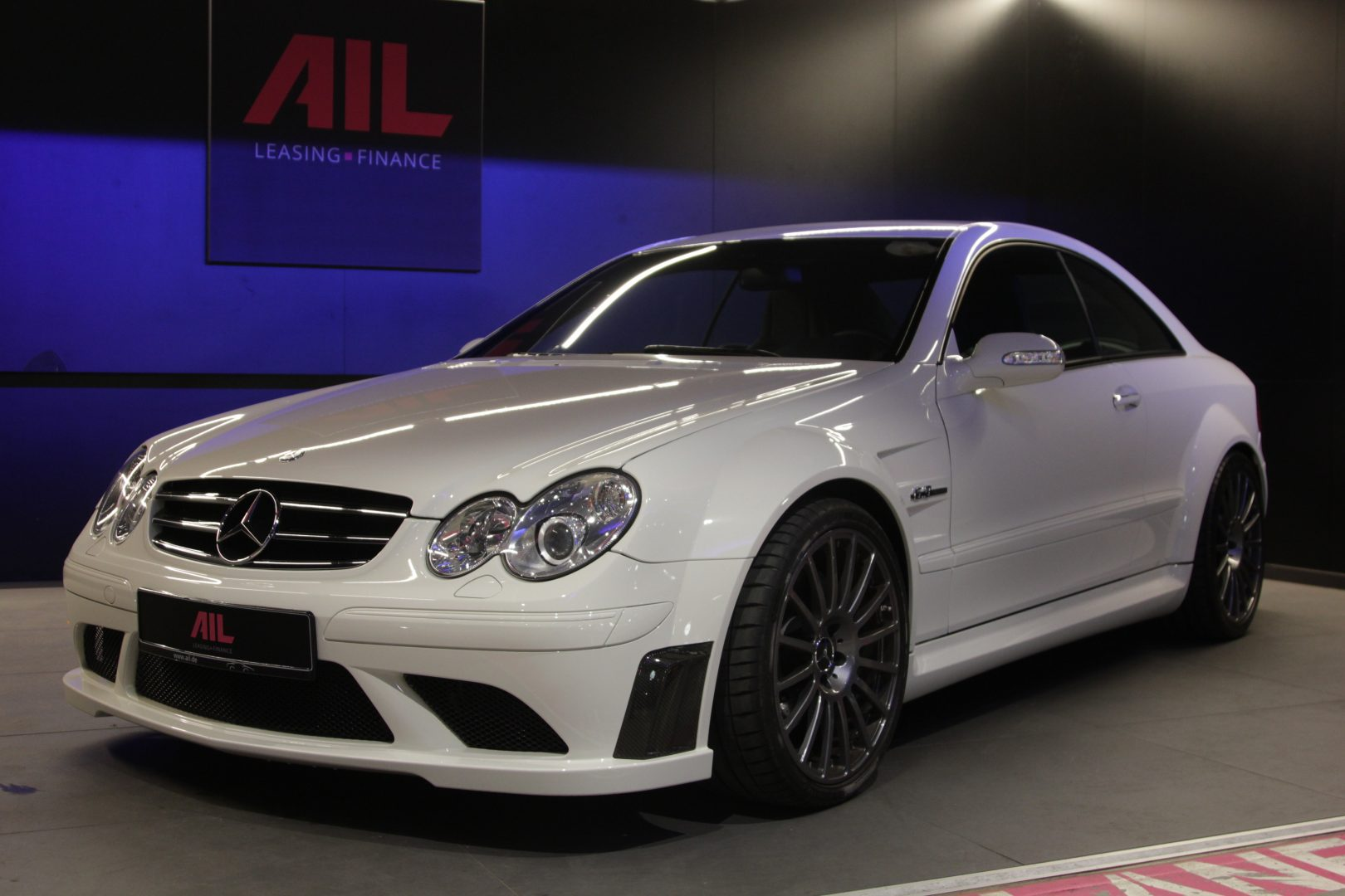 AIL Mercedes-Benz CLK 63 AMG Black Series 3