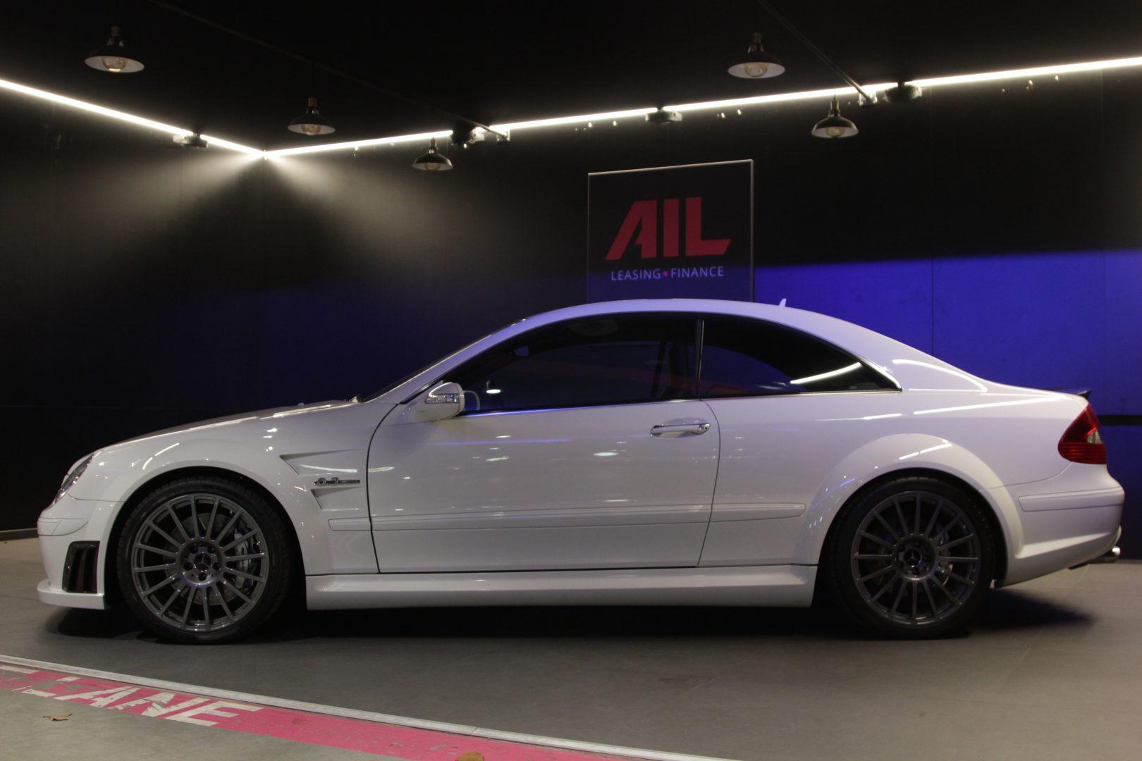 AIL Mercedes-Benz CLK 63 AMG Black Series 8